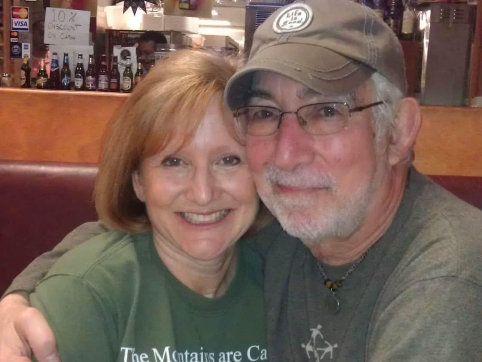 Lynda & Mel from Maggie Valley, North Carolina, United States