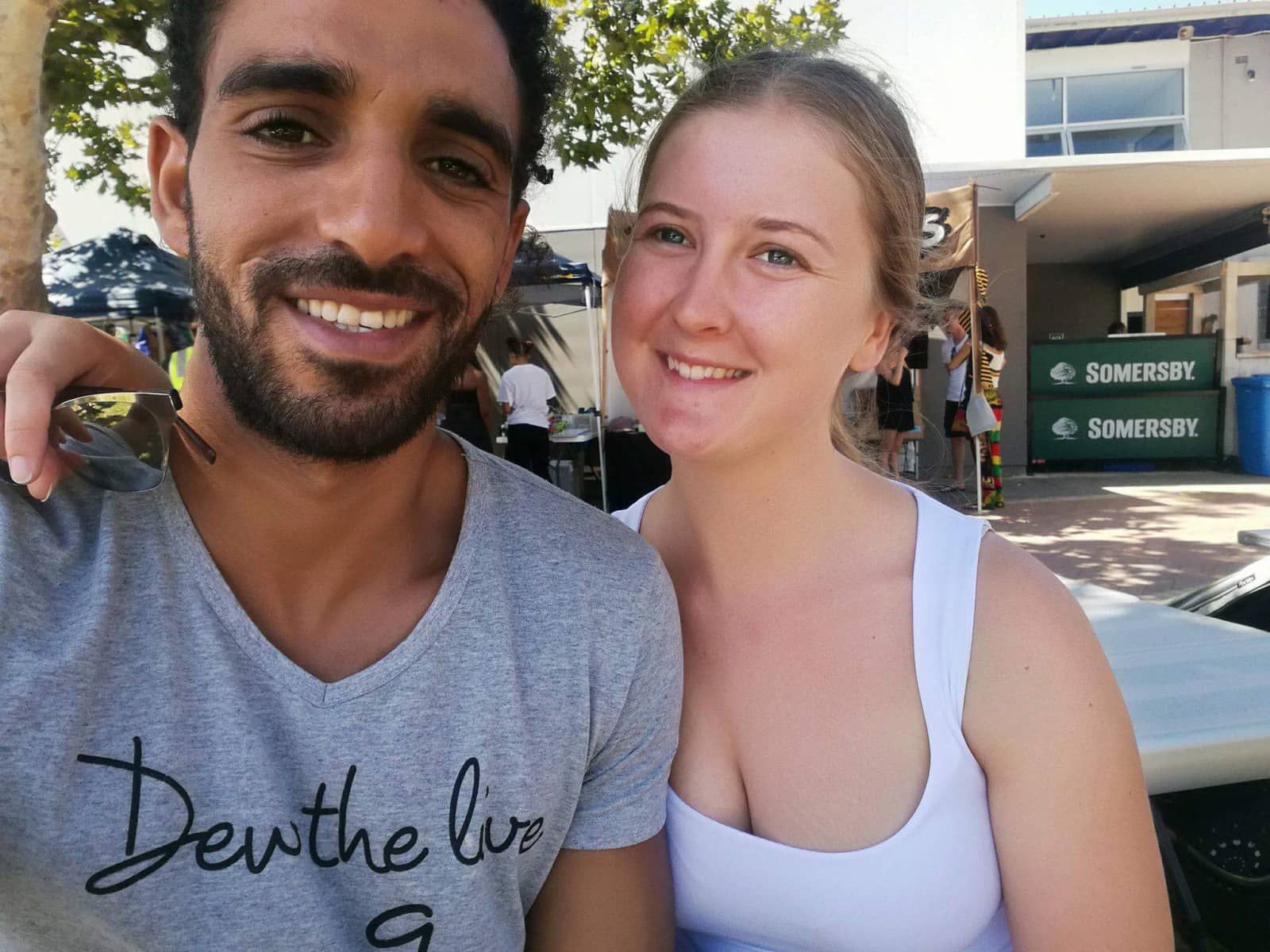 Chelsea & Hamza from Manly, New South Wales, Australia