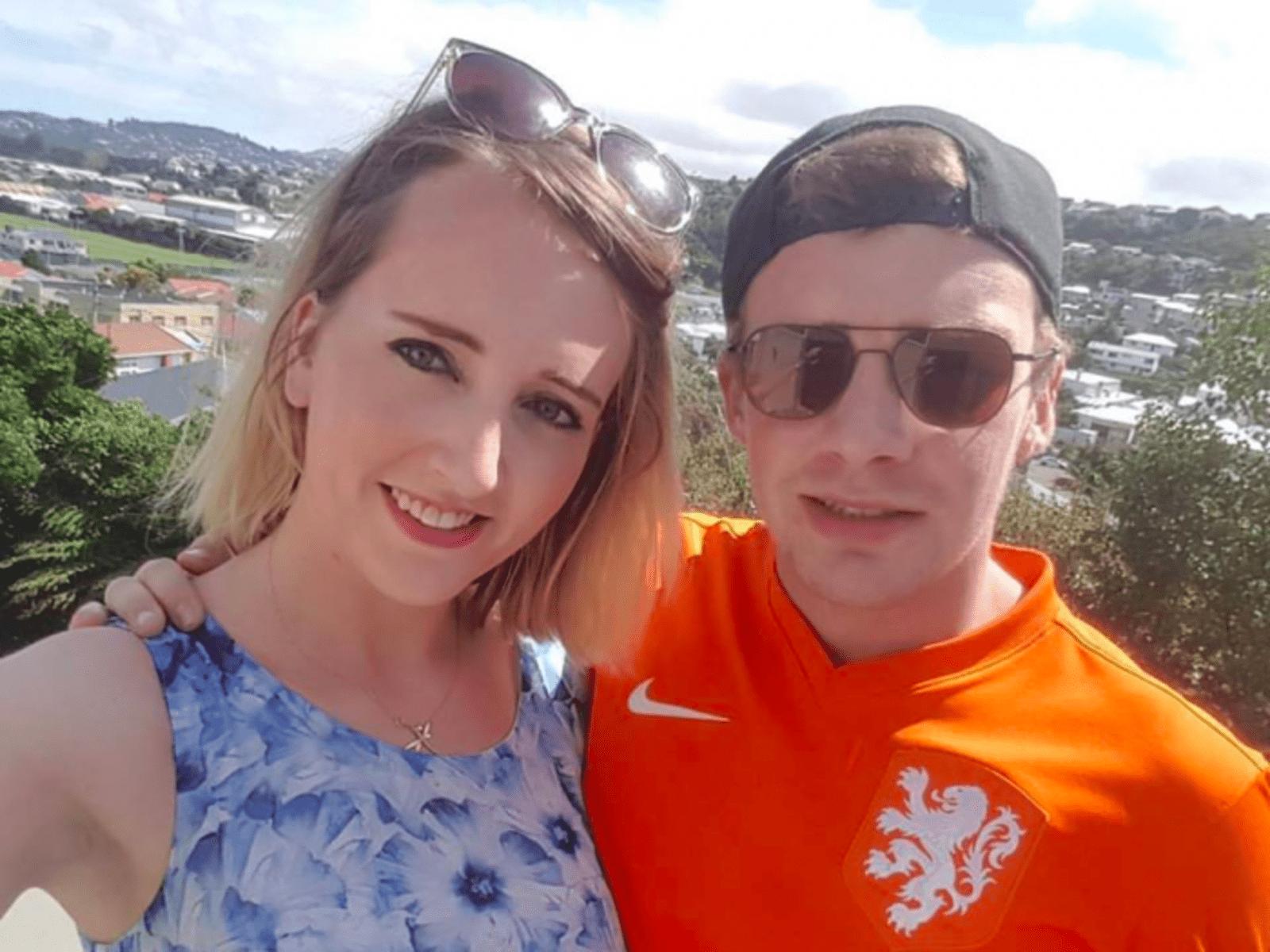 Hannah & Joshua from Wellington, New Zealand