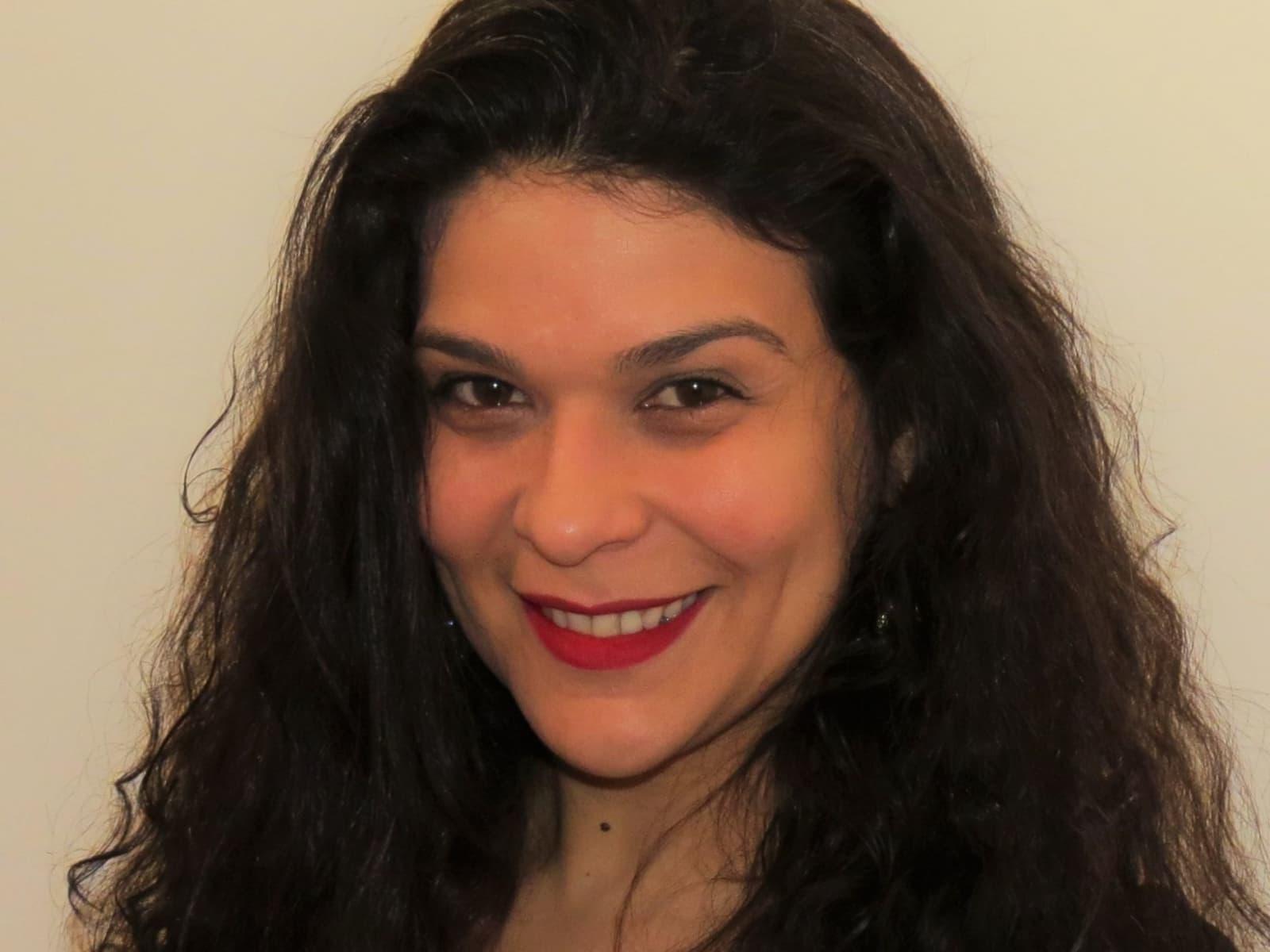 Sergia from London, United Kingdom