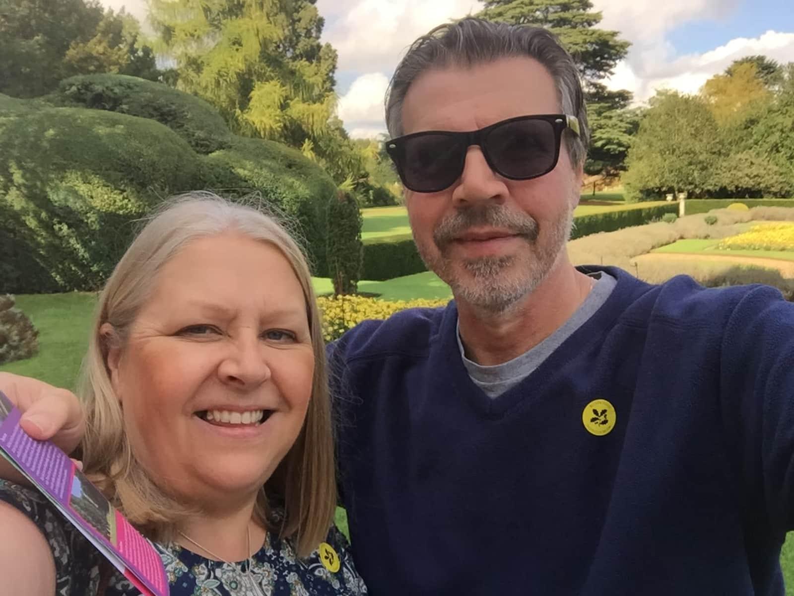 Pam & Pete from Melbourne, Victoria, Australia