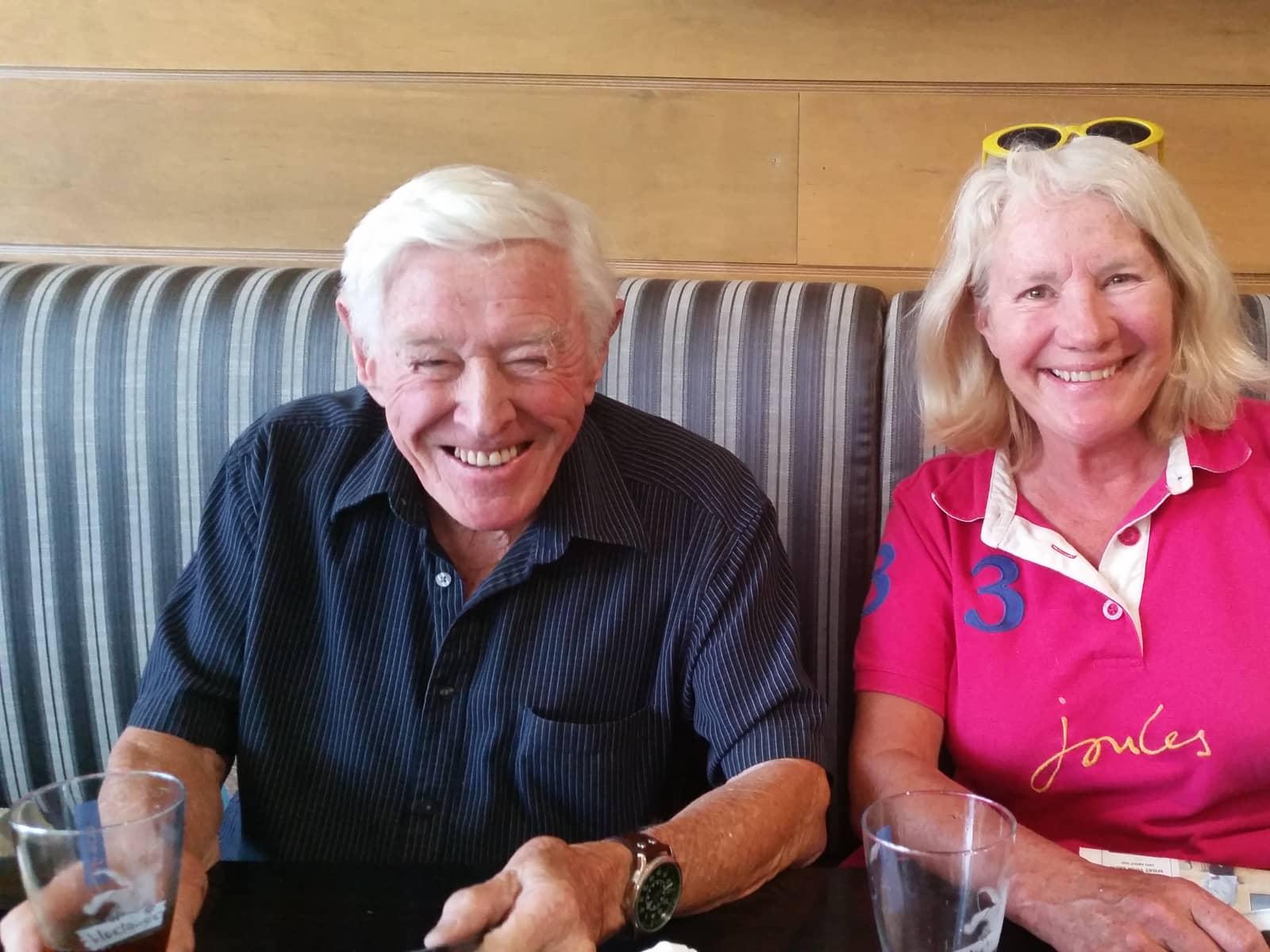 Brian & Julie from Dunkeld, Victoria, Australia
