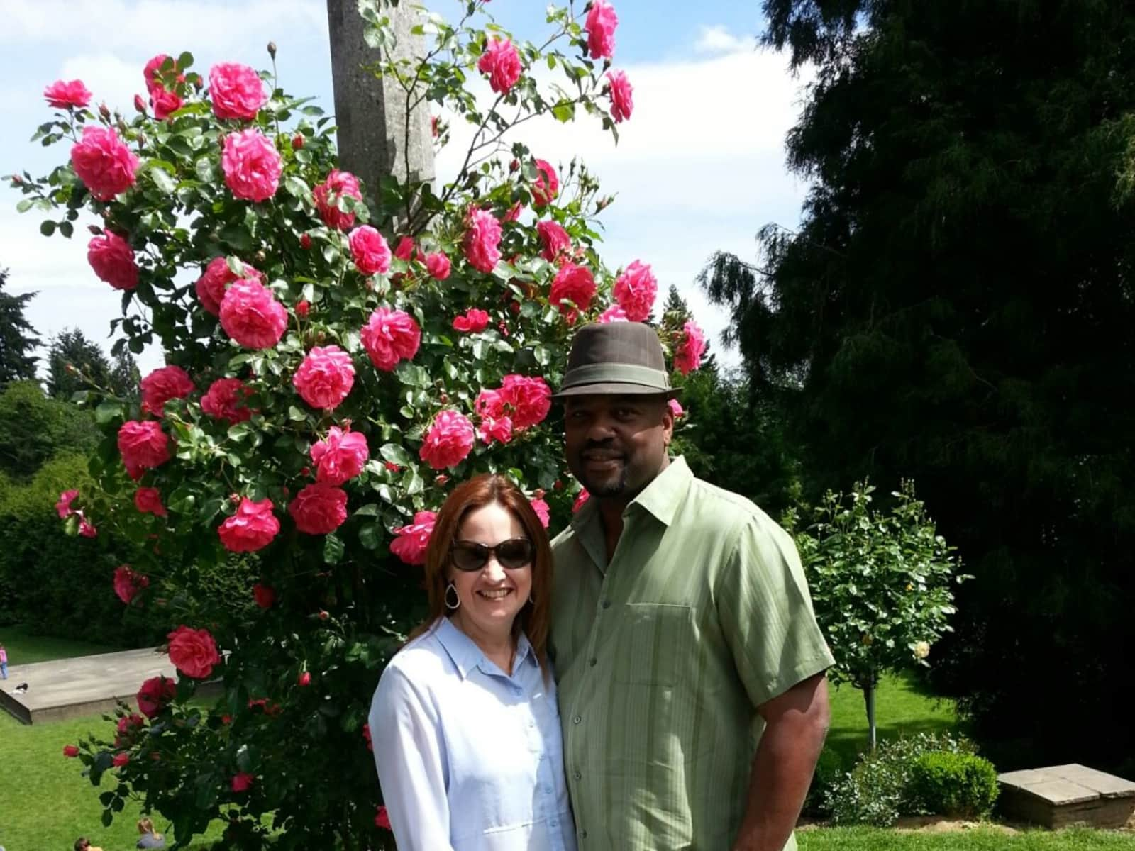 Sherry & Drew from Salem, Oregon, United States