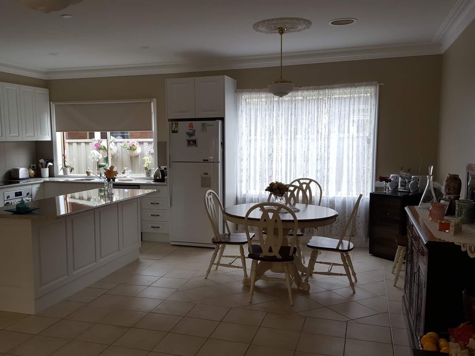Housesitting assignment in Tarneit, Victoria, Australia