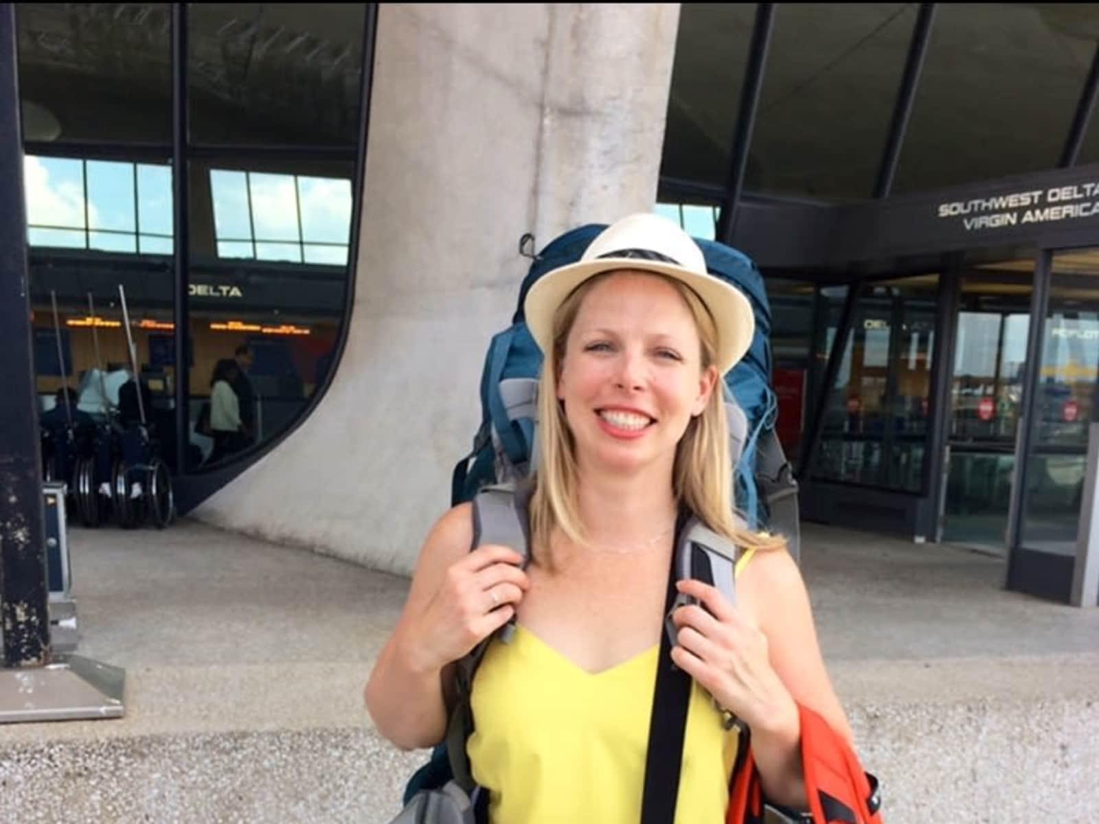 Maureen from Washington, D.C., Washington, D.C., United States