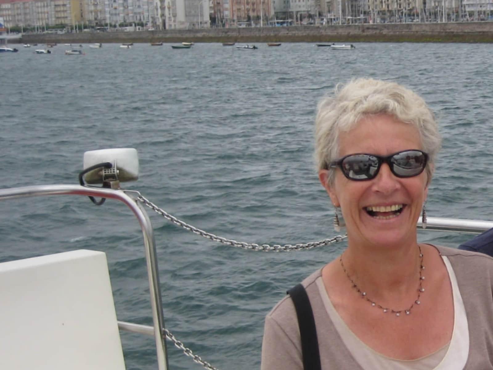 Liz from Glasgow, United Kingdom