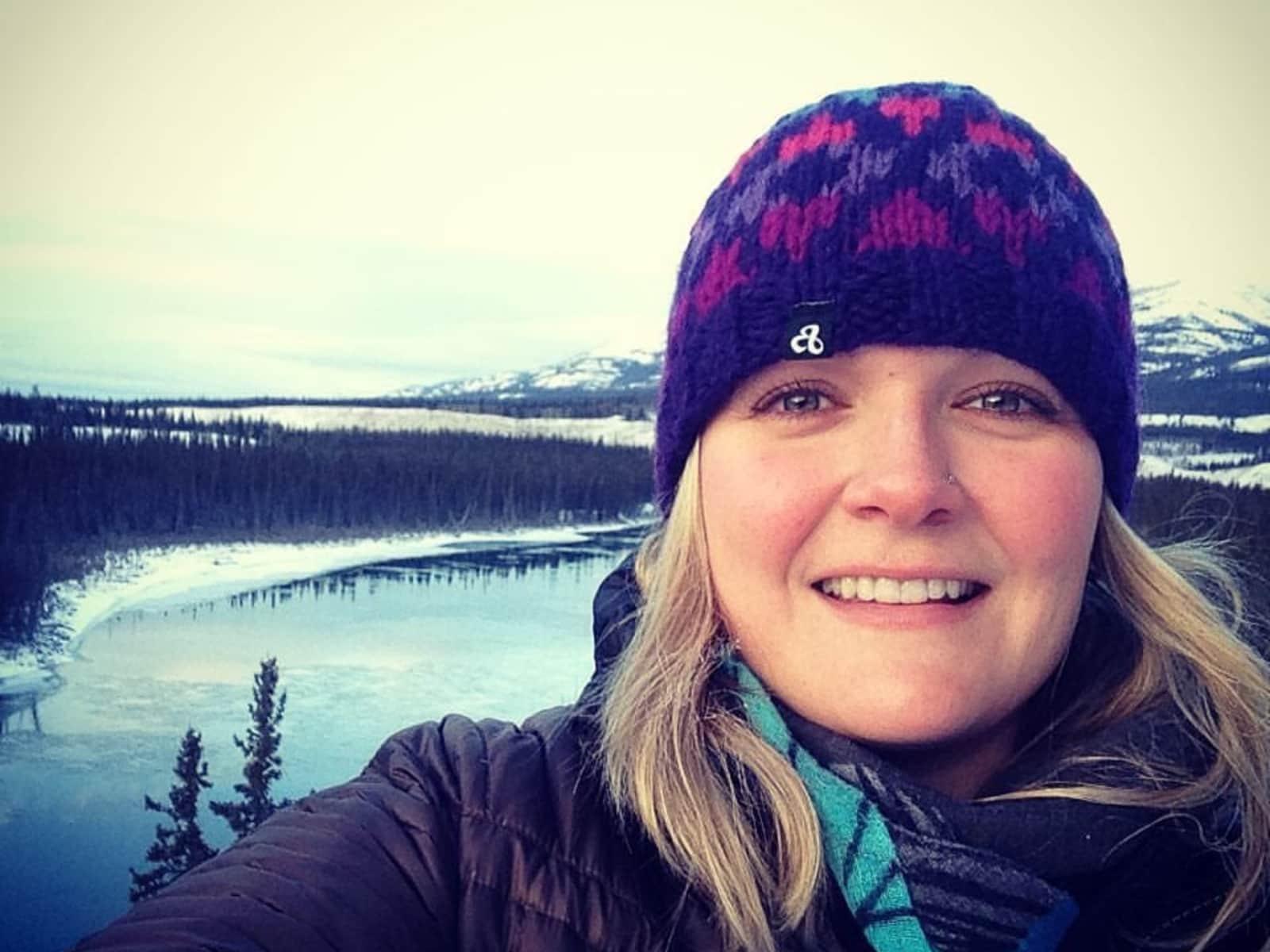 Allison from Edmonton, Alberta, Canada