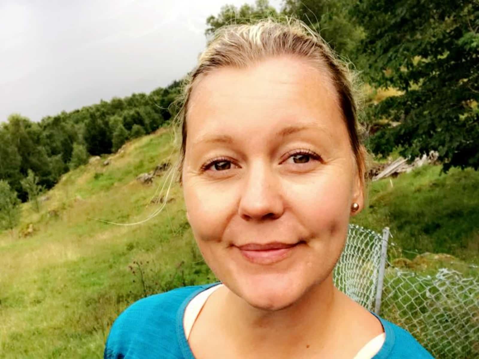 Anne marie from Stavanger, Norway