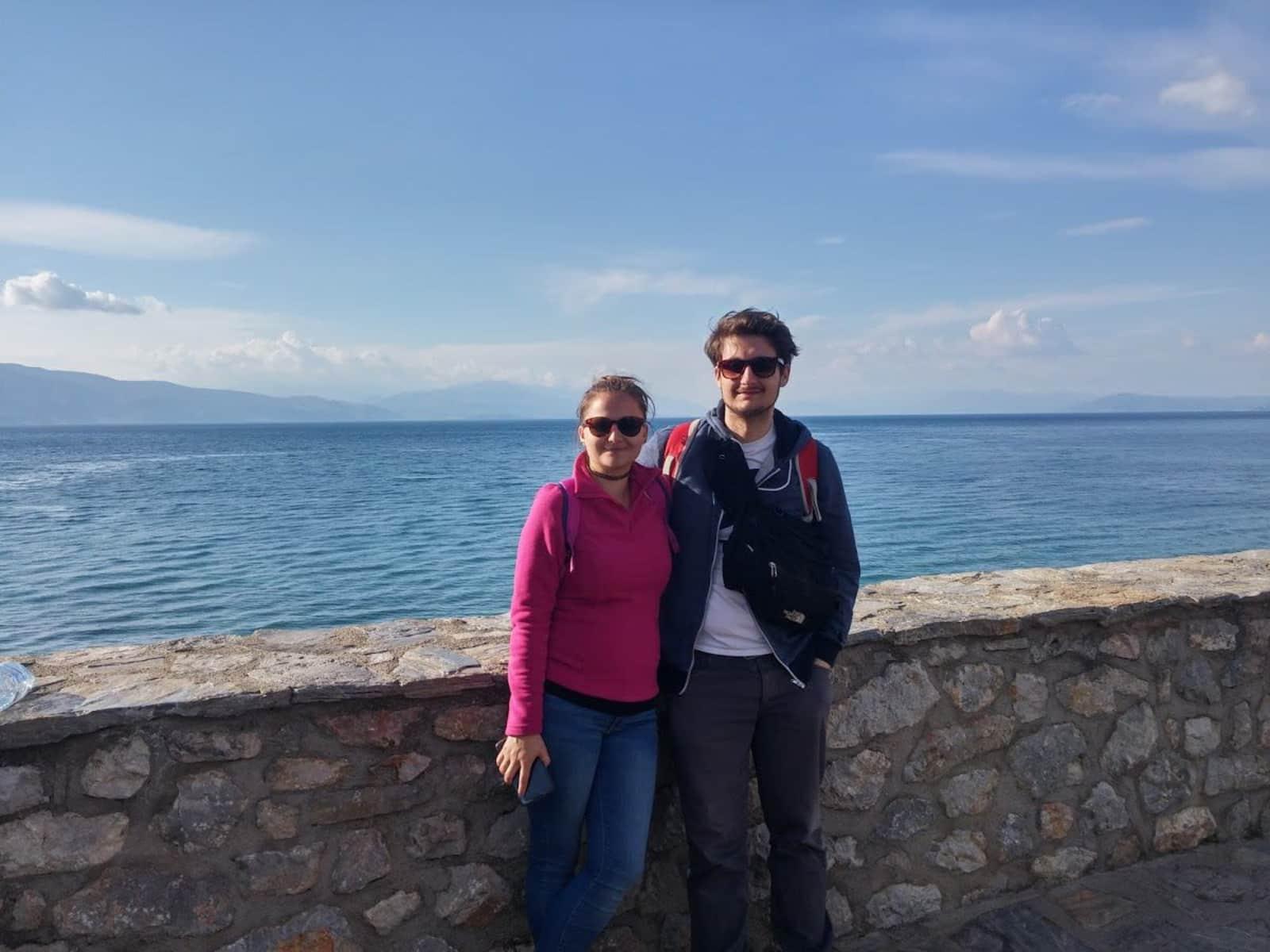 Tímea & Nándor from Budapest, Hungary