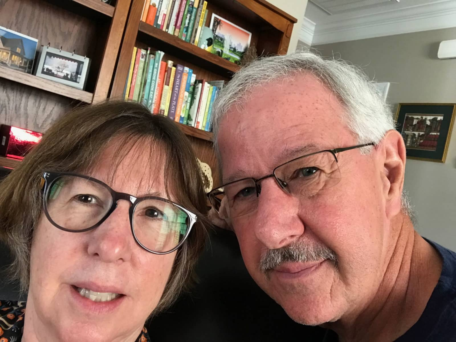 Joyce & Charles from Oak Ridge, Tennessee, United States