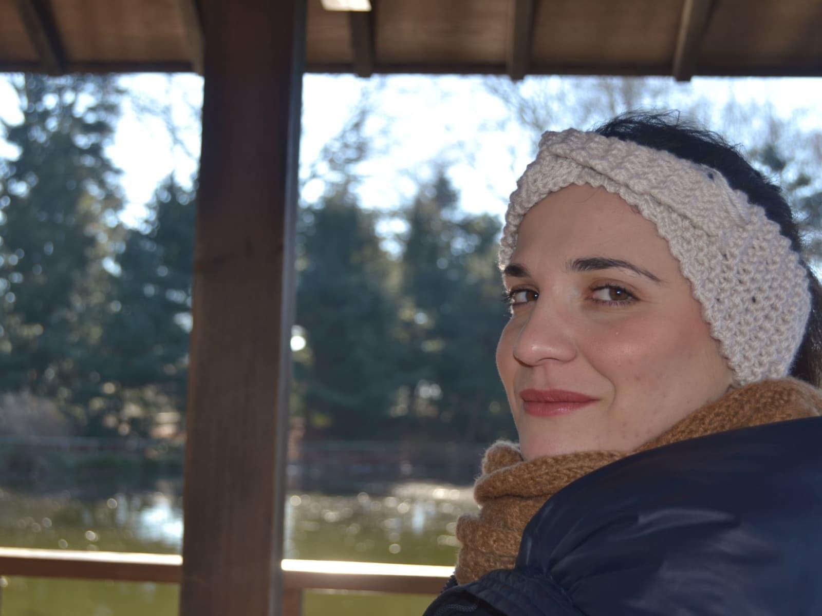 Francesca claudia from Washington, D.C., Washington, D.C., United States