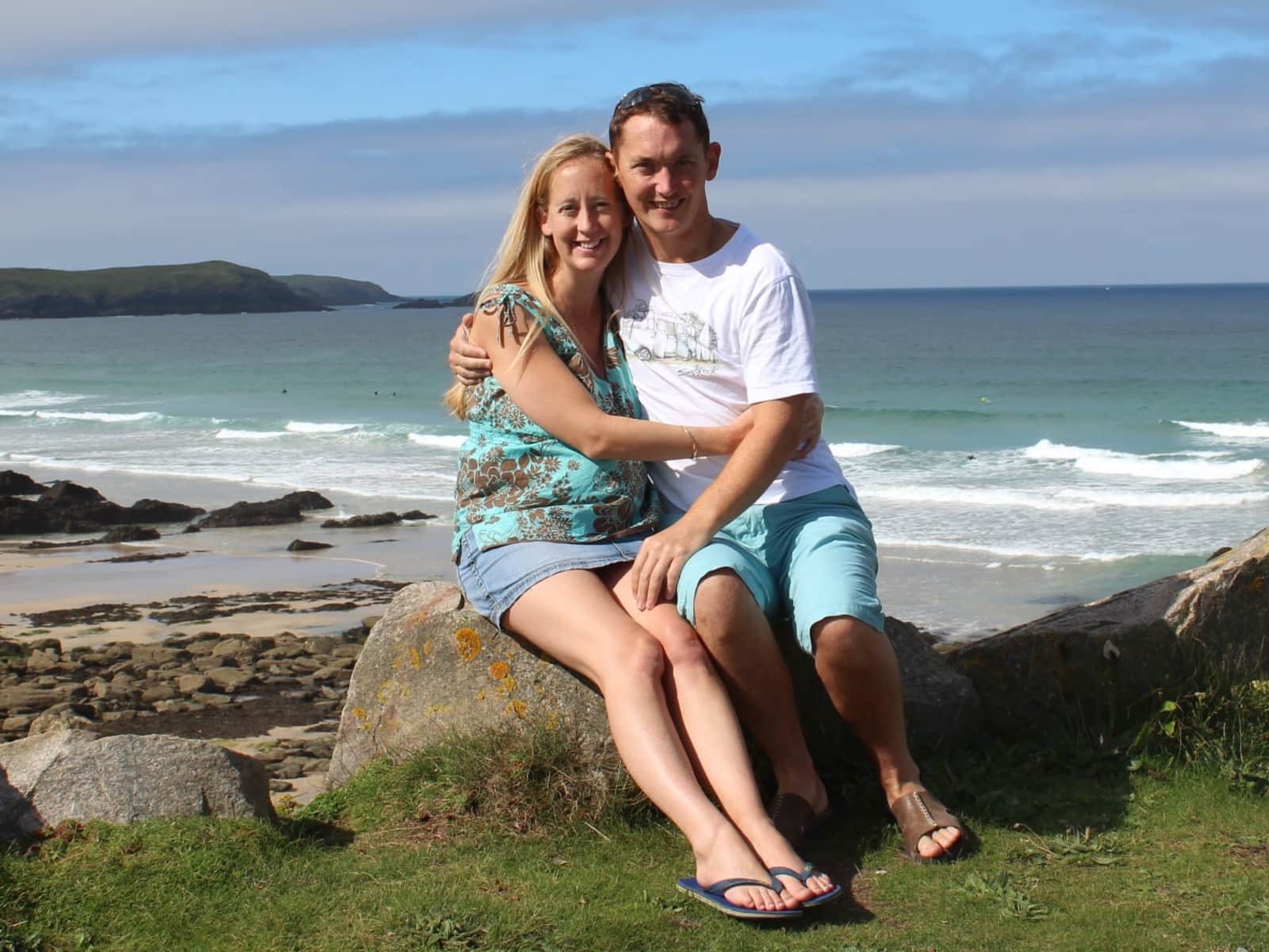 Sam & Alison from Cape Town, South Africa