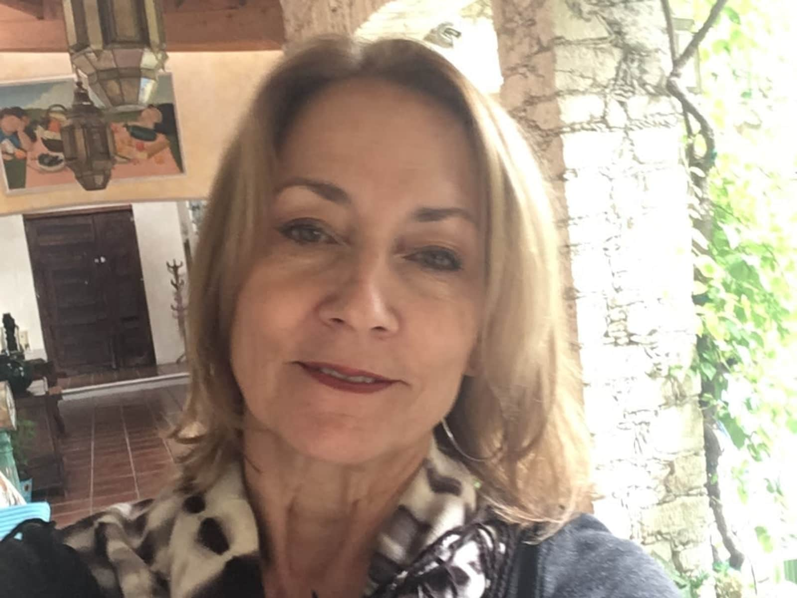 Kim from San Miguel de Allende, Mexico