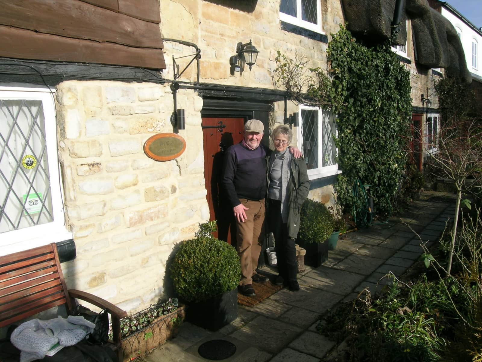 Malcolm & Lesley from York, United Kingdom