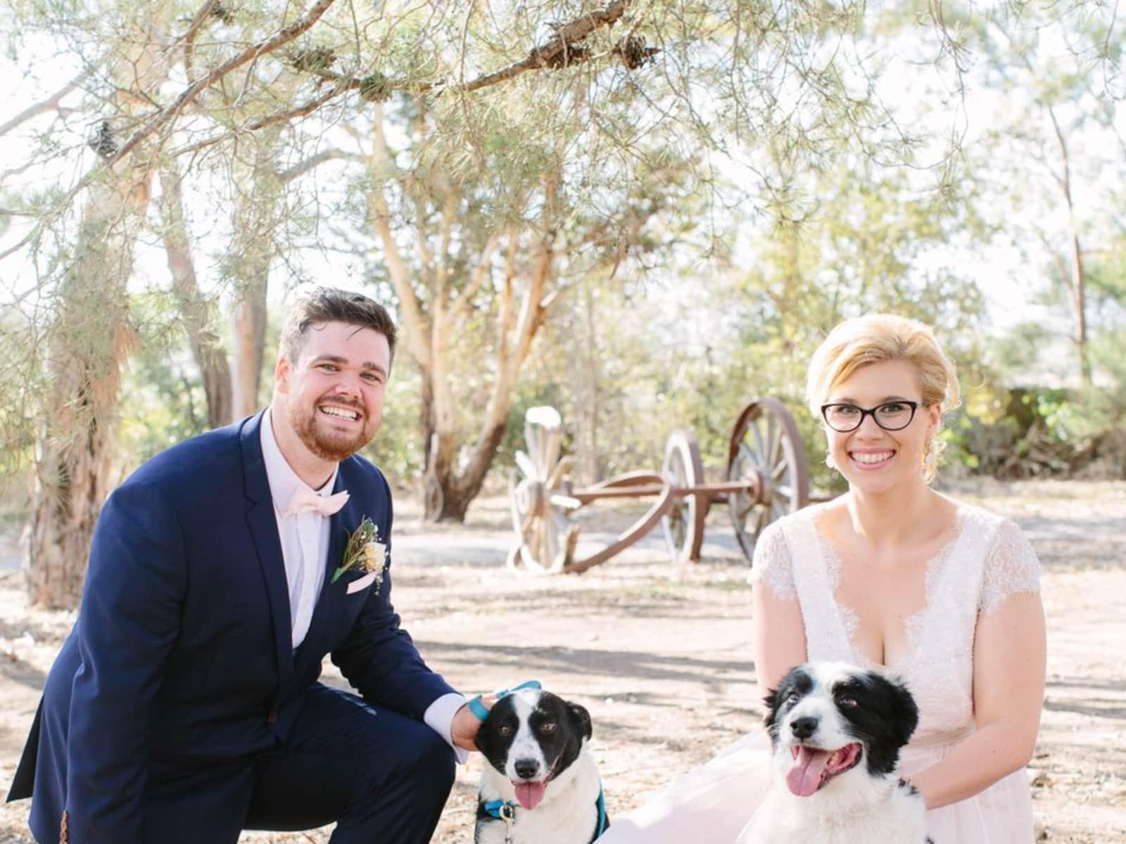 Joshua & Alice from Adelaide, South Australia, Australia