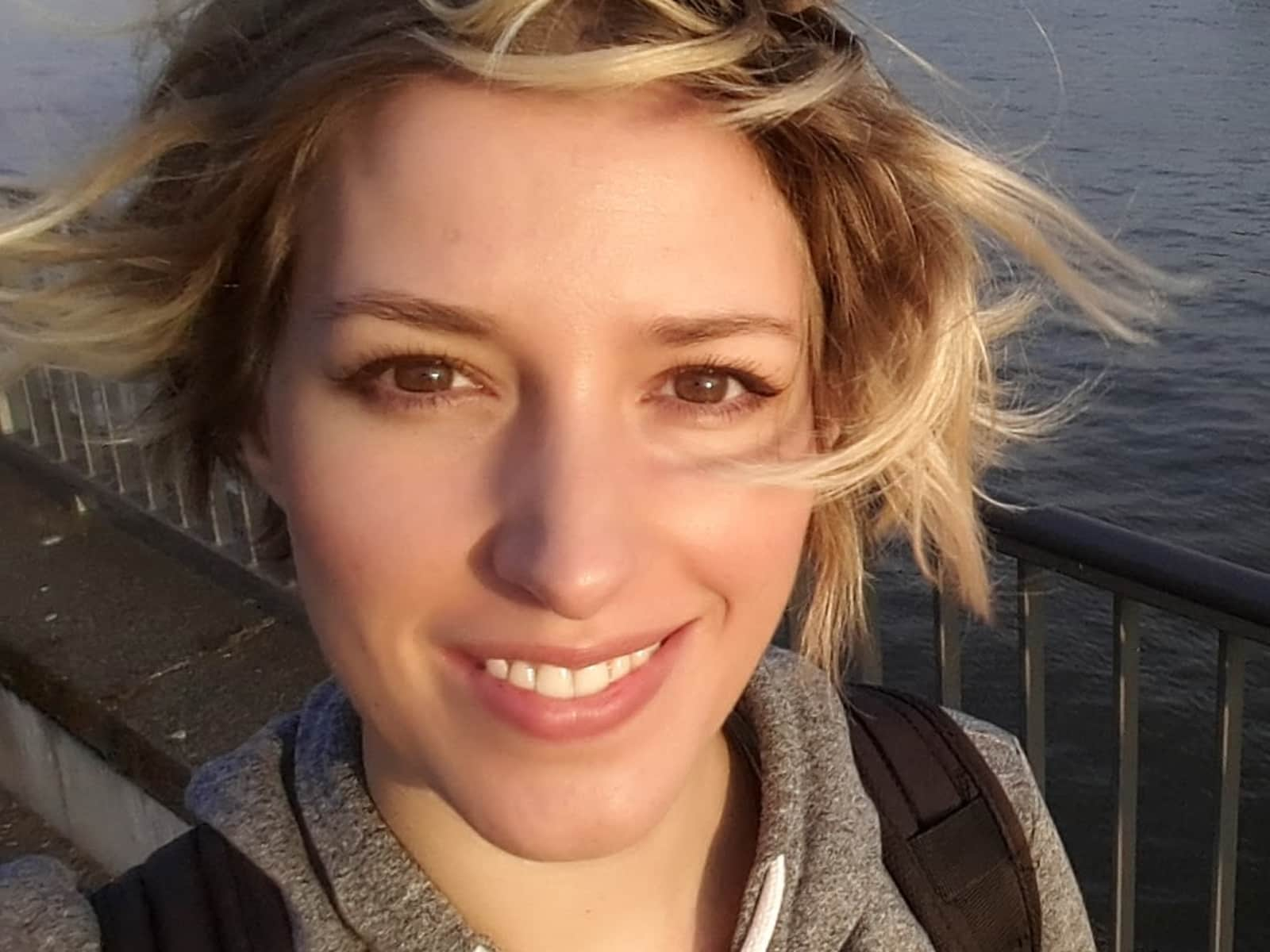 Britta from Hamburg, Germany