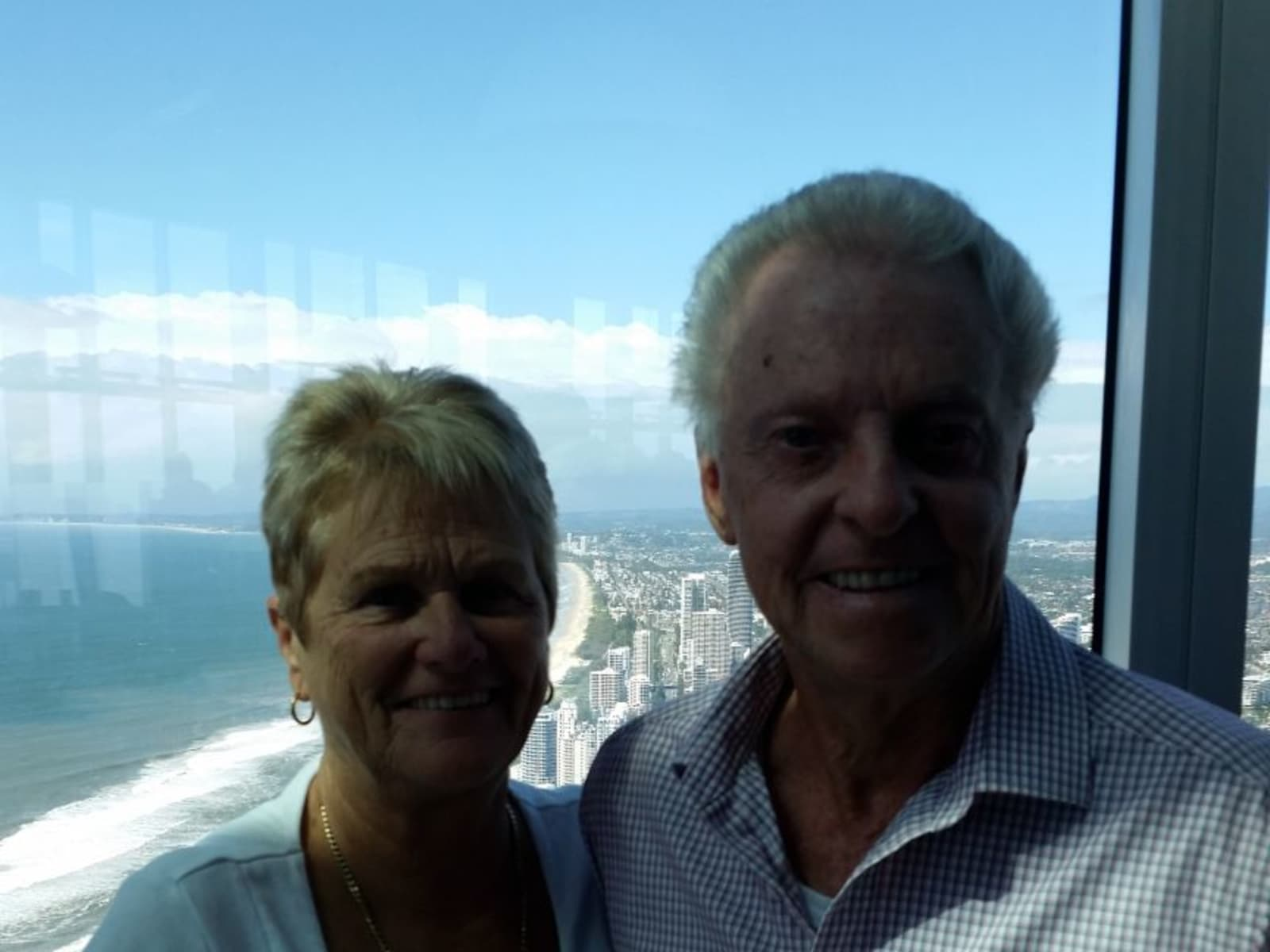Mary & Cliff from Kingscliff, New South Wales, Australia