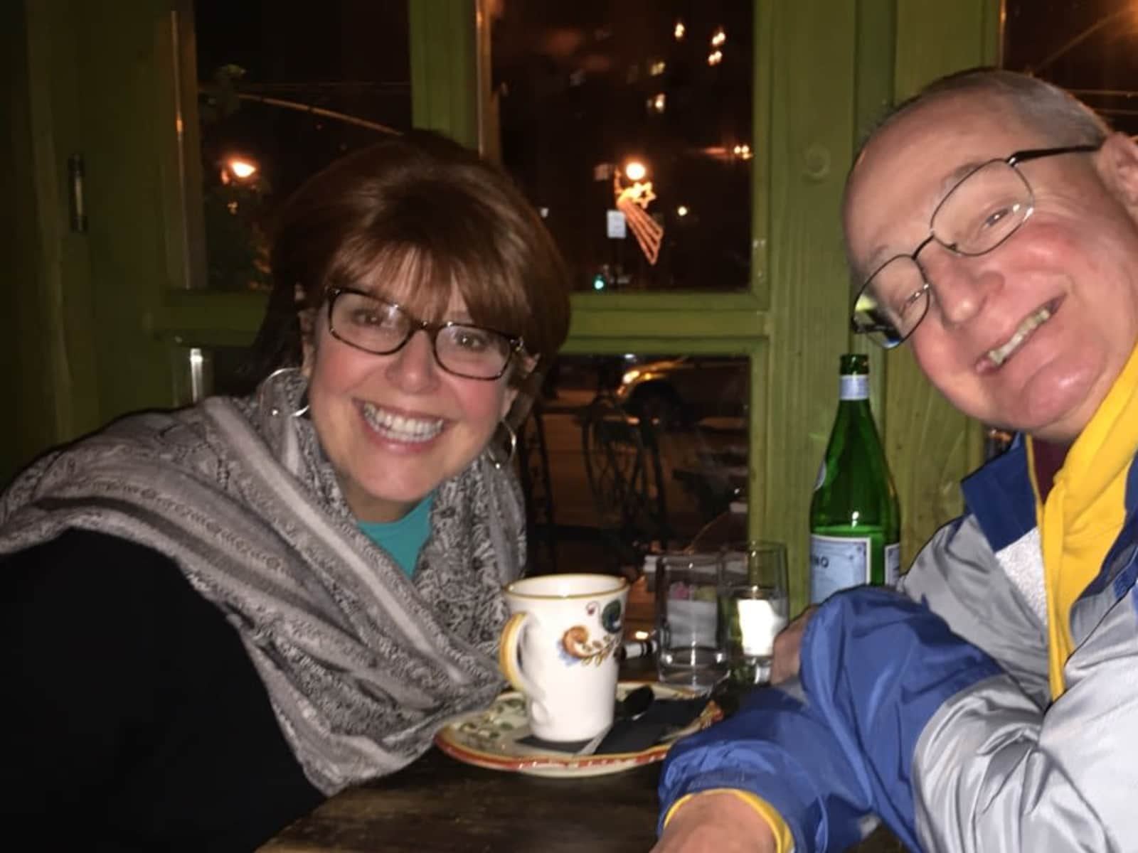 Mary & Daniel from Fresno, California, United States