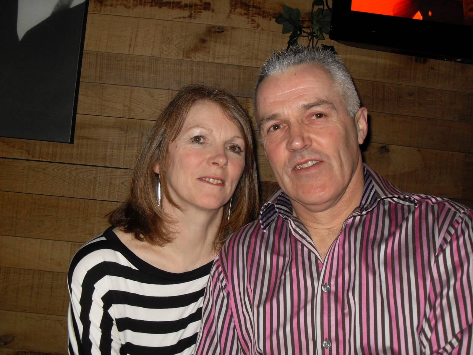 Gaynor & David from Wilmslow, United Kingdom