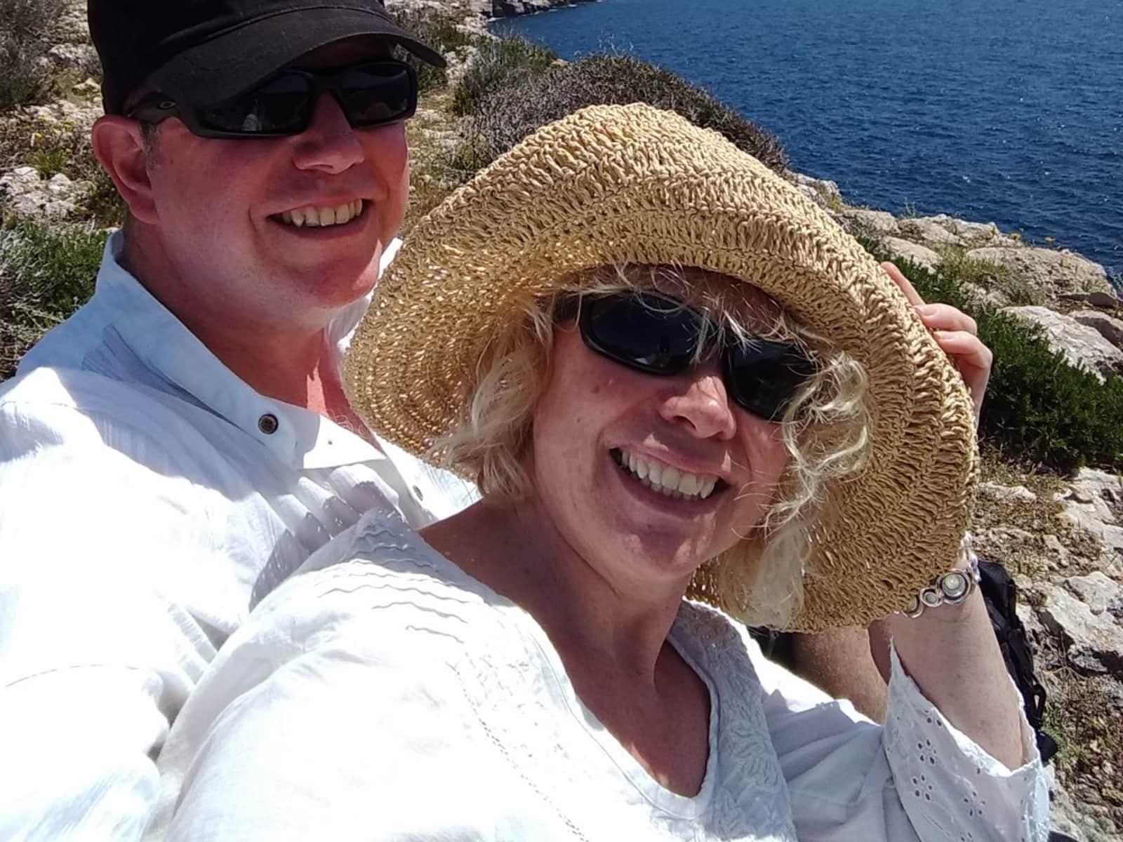 Sharon & Ian from Worthing, United Kingdom
