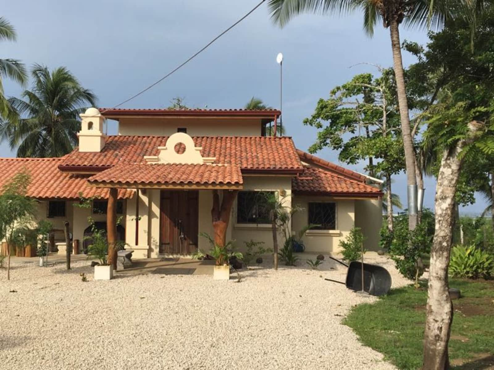 Housesitting assignment in Punta Islita, Costa Rica