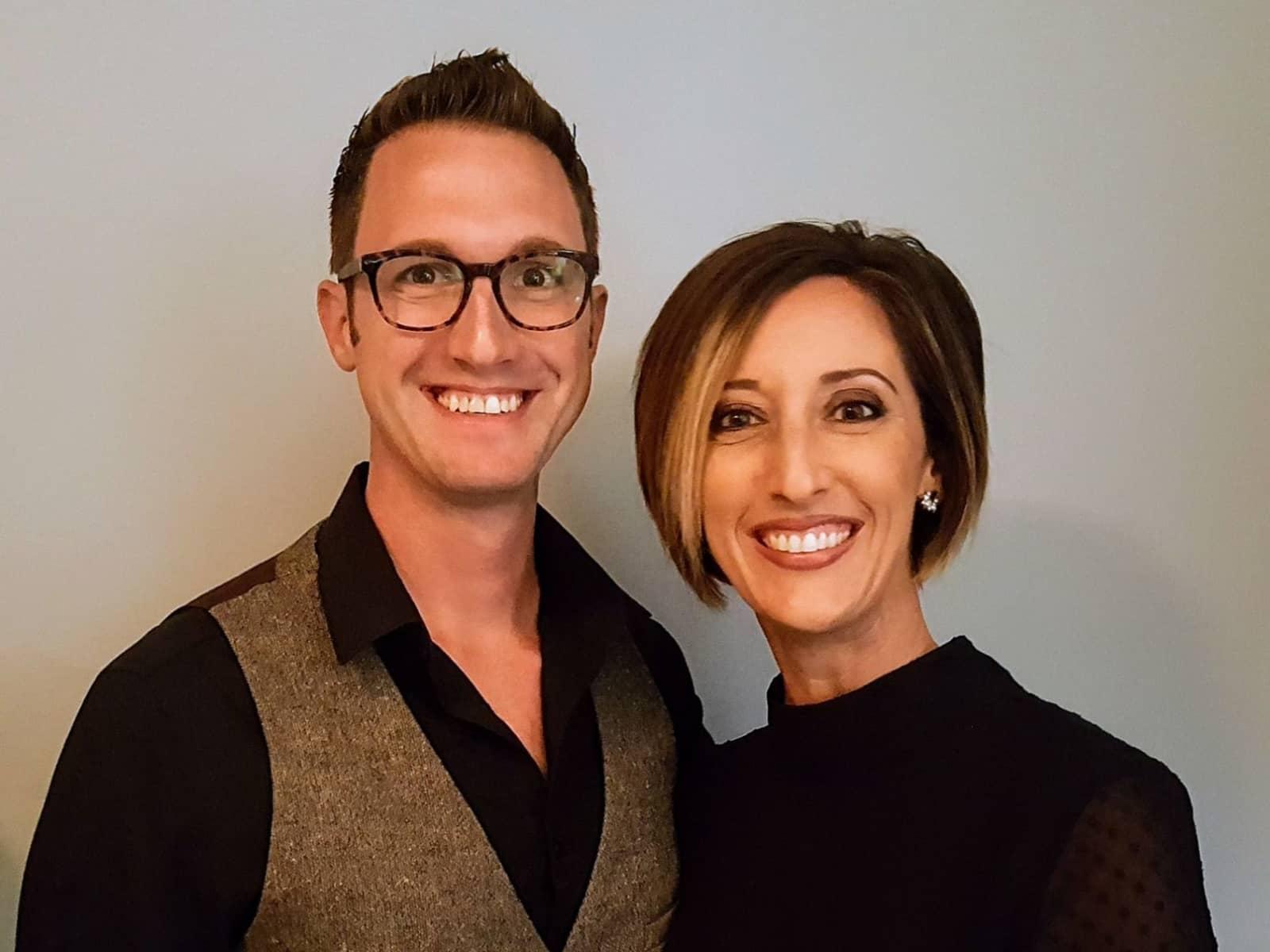 Amy & Matthew from Newport Beach, California, United States