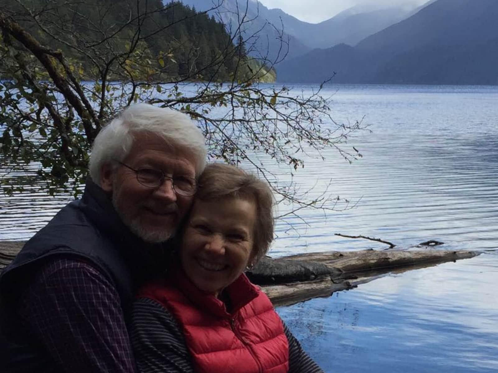 Ken & Frances from Seattle, Washington, United States