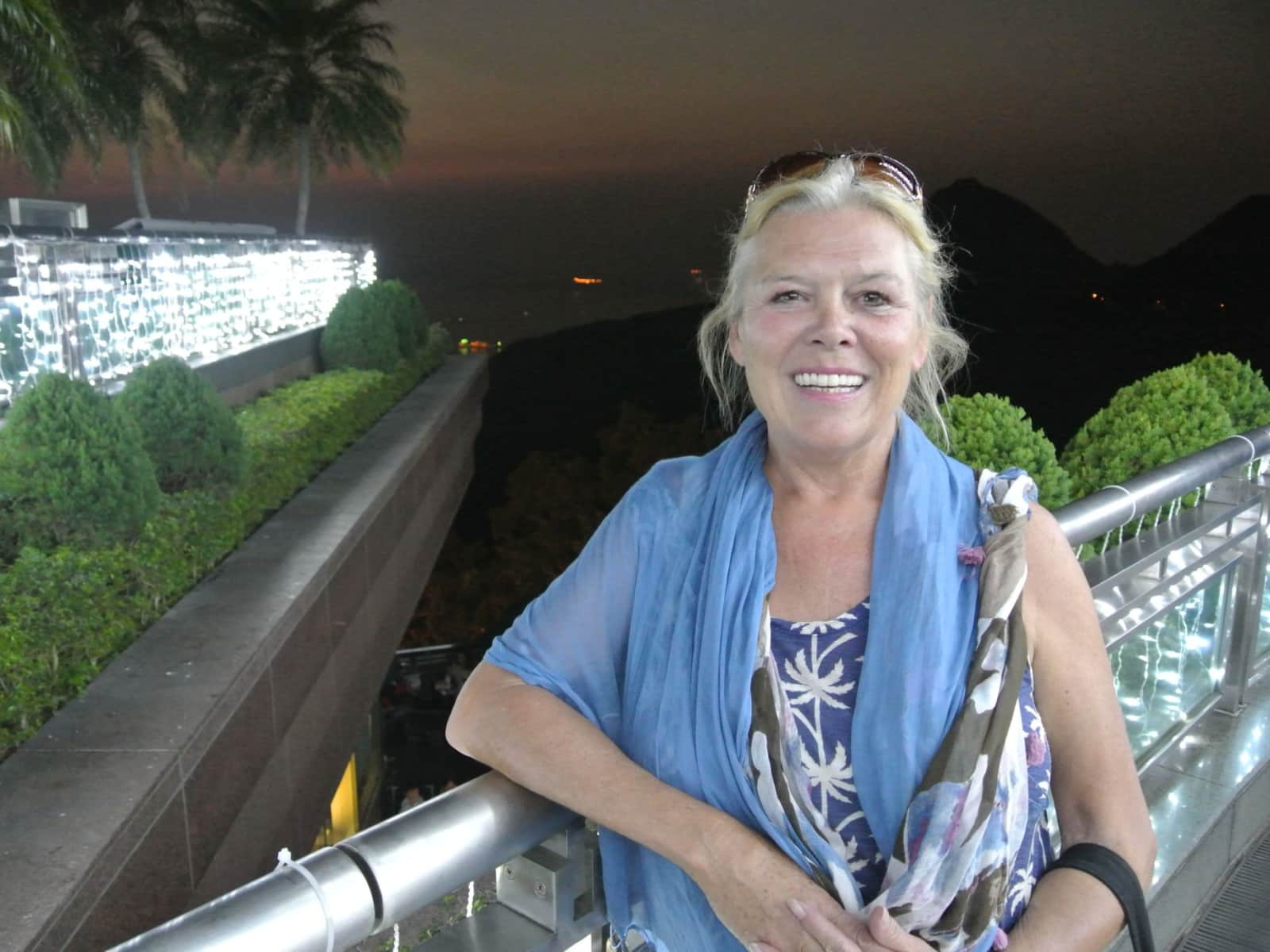 Susan from Penzance, United Kingdom