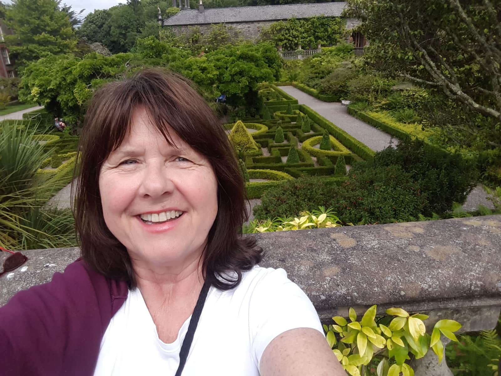 Linda from Spanish Point, Ireland
