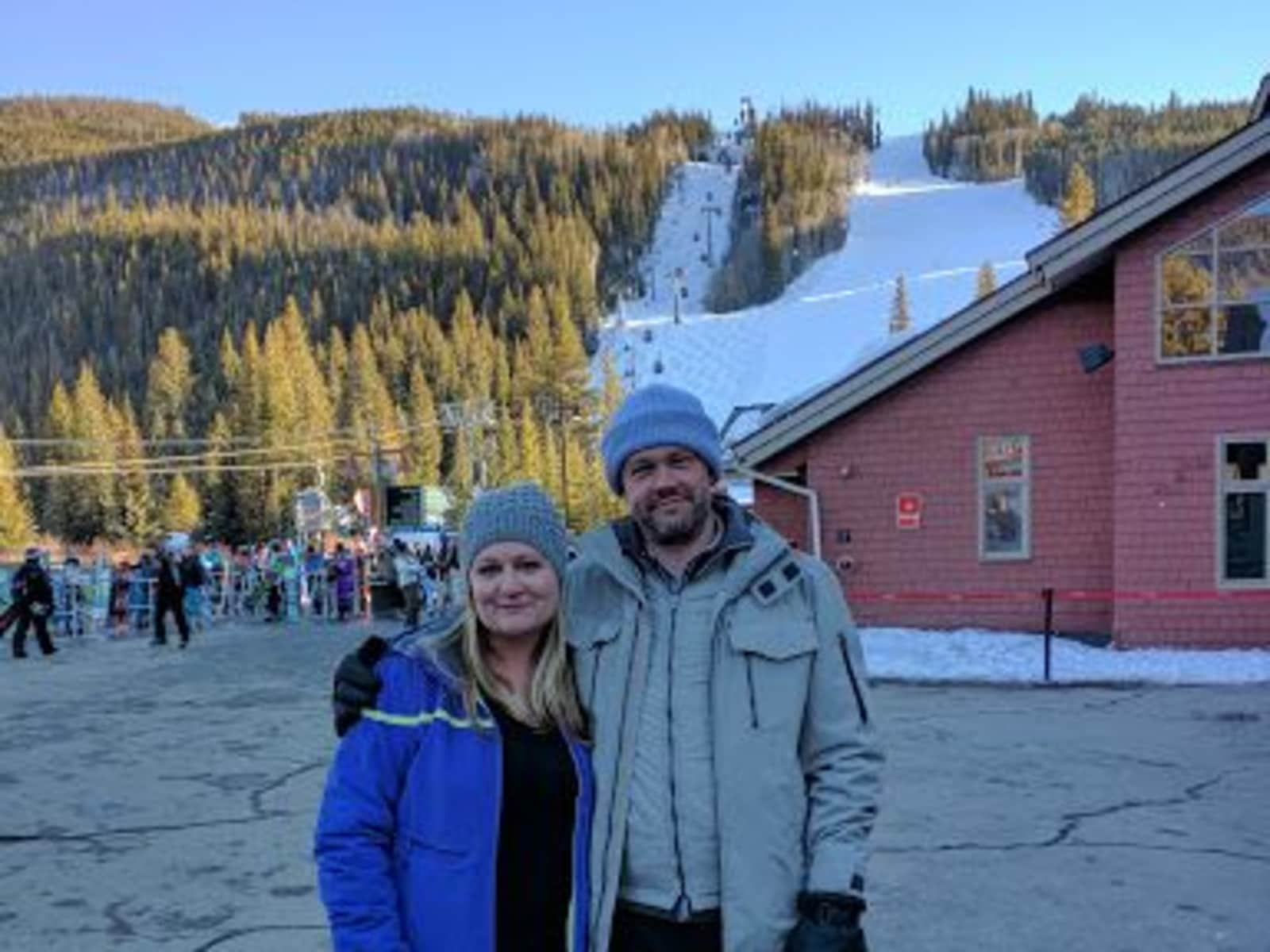 Chris & Jenn from Broomfield, Colorado, United States