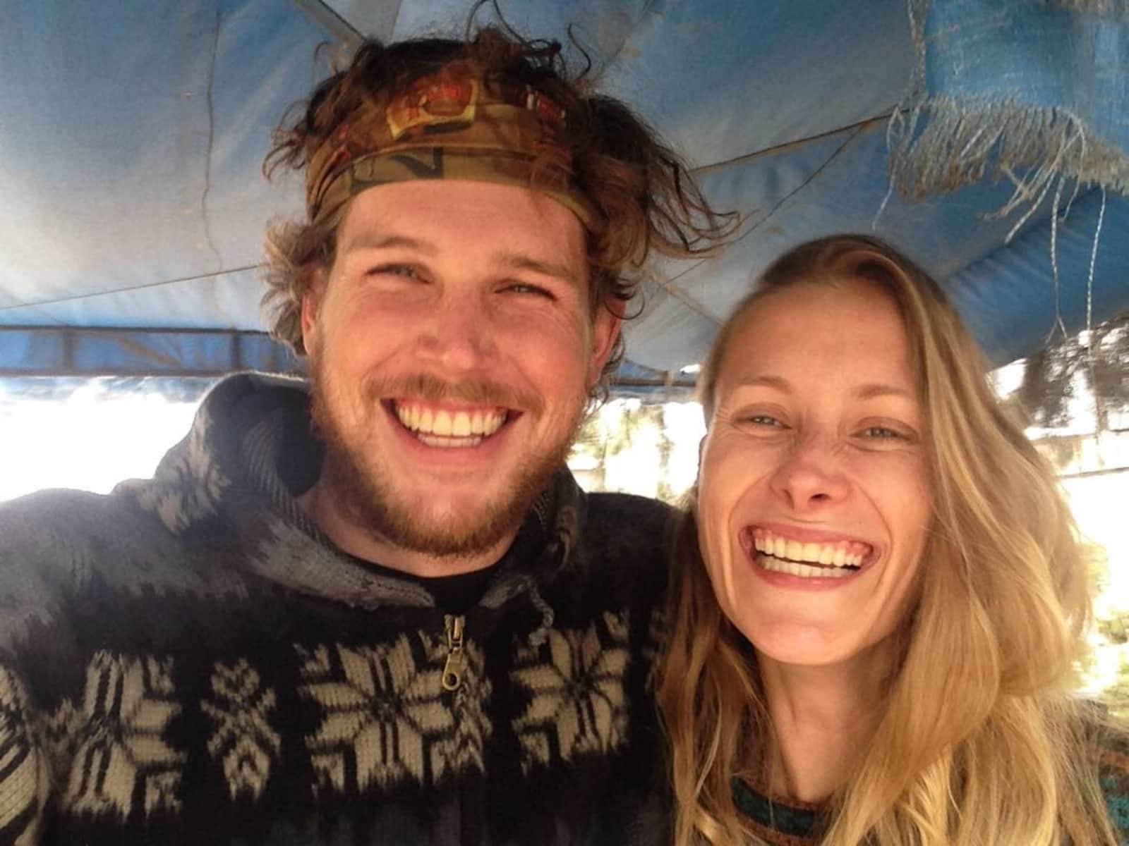 Julia & Mark from Newcastle, New South Wales, Australia