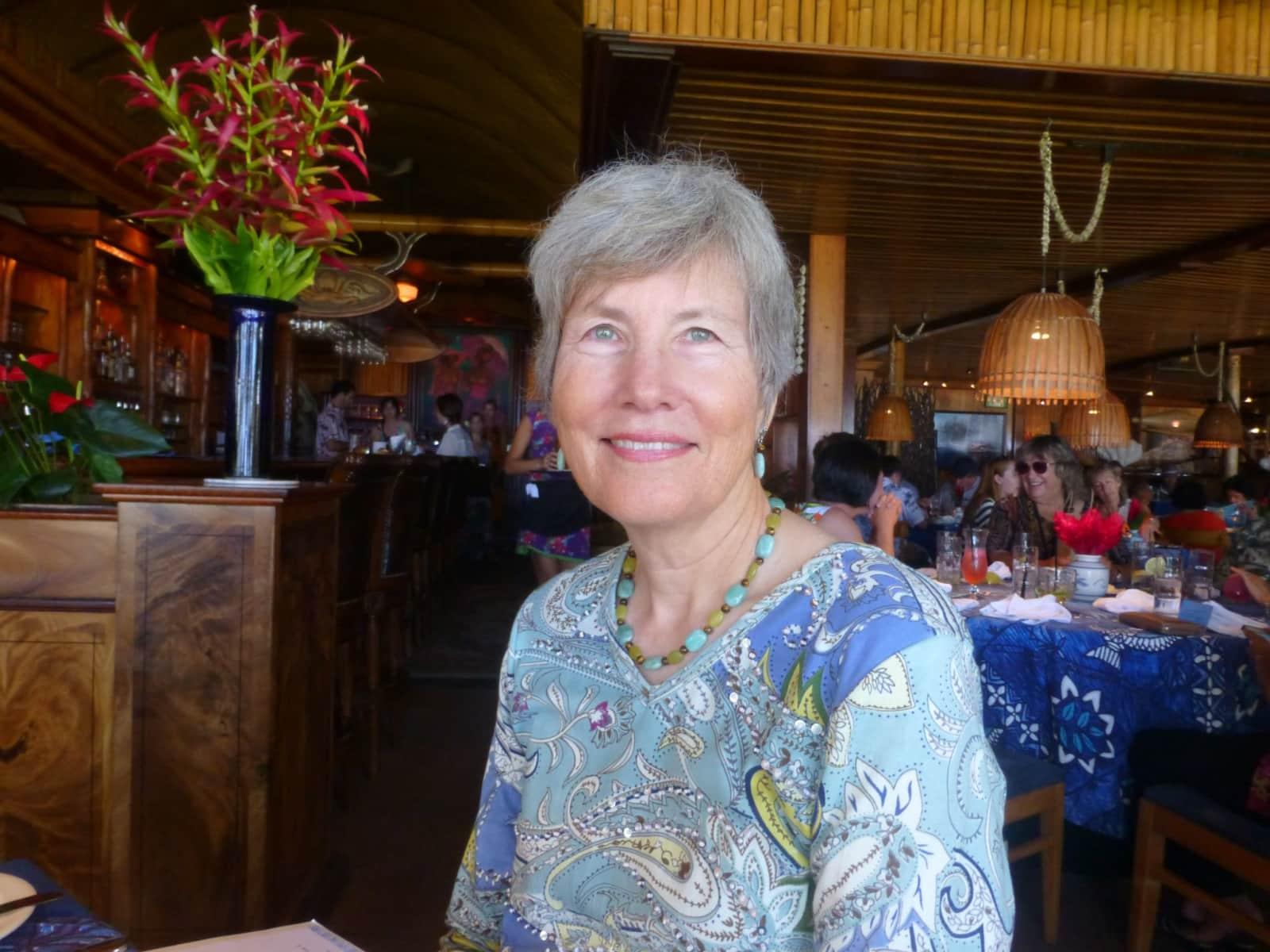 Jean from Port Angeles, Washington, United States