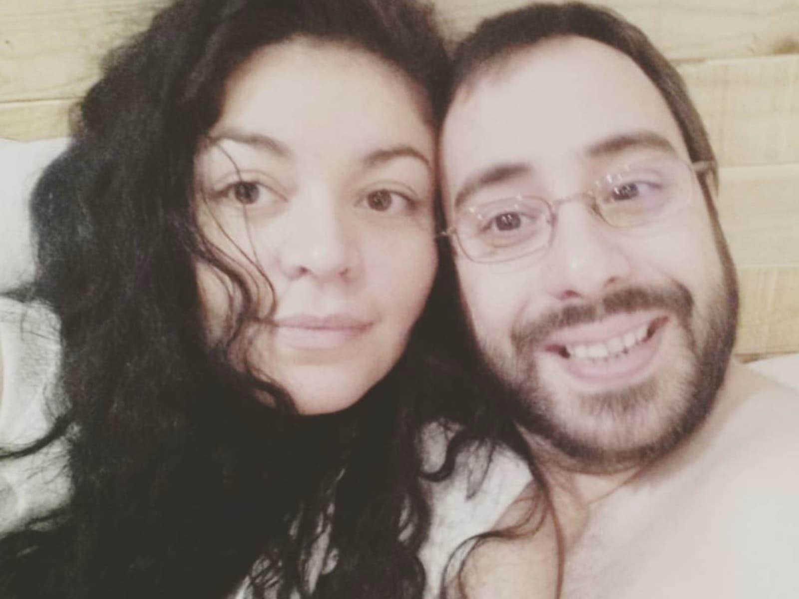 Monica y demetrio & Demetrio julian from Madrid, Spain