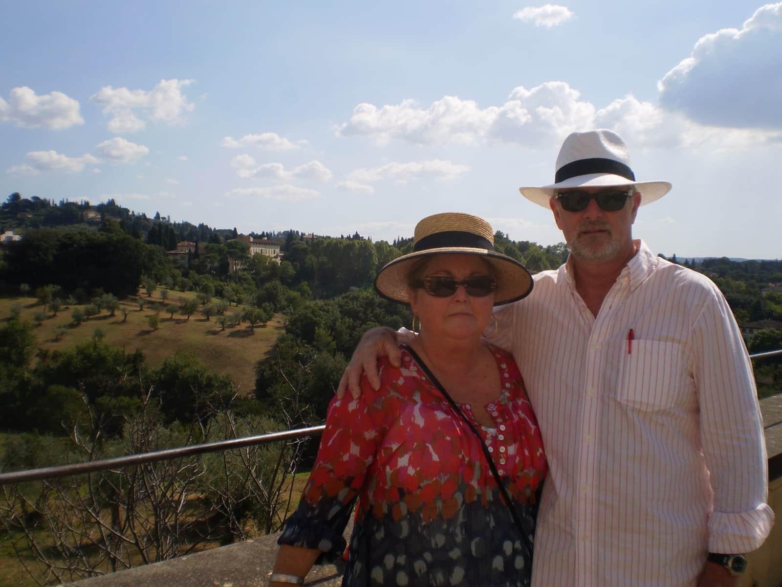 Andrew & Christina from Perth, Western Australia, Australia