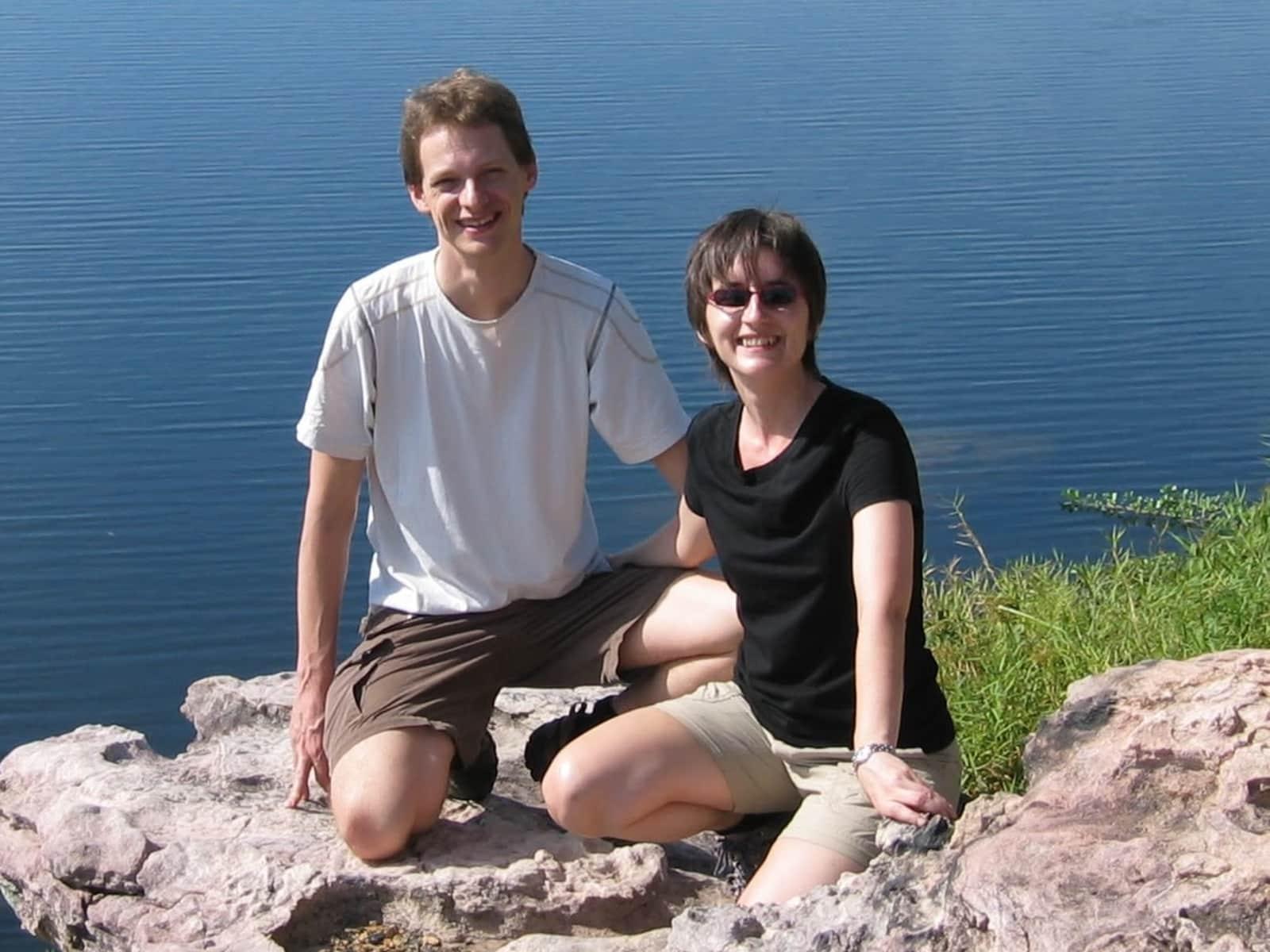 Jean-francois & France from Halifax, Nova Scotia, Canada
