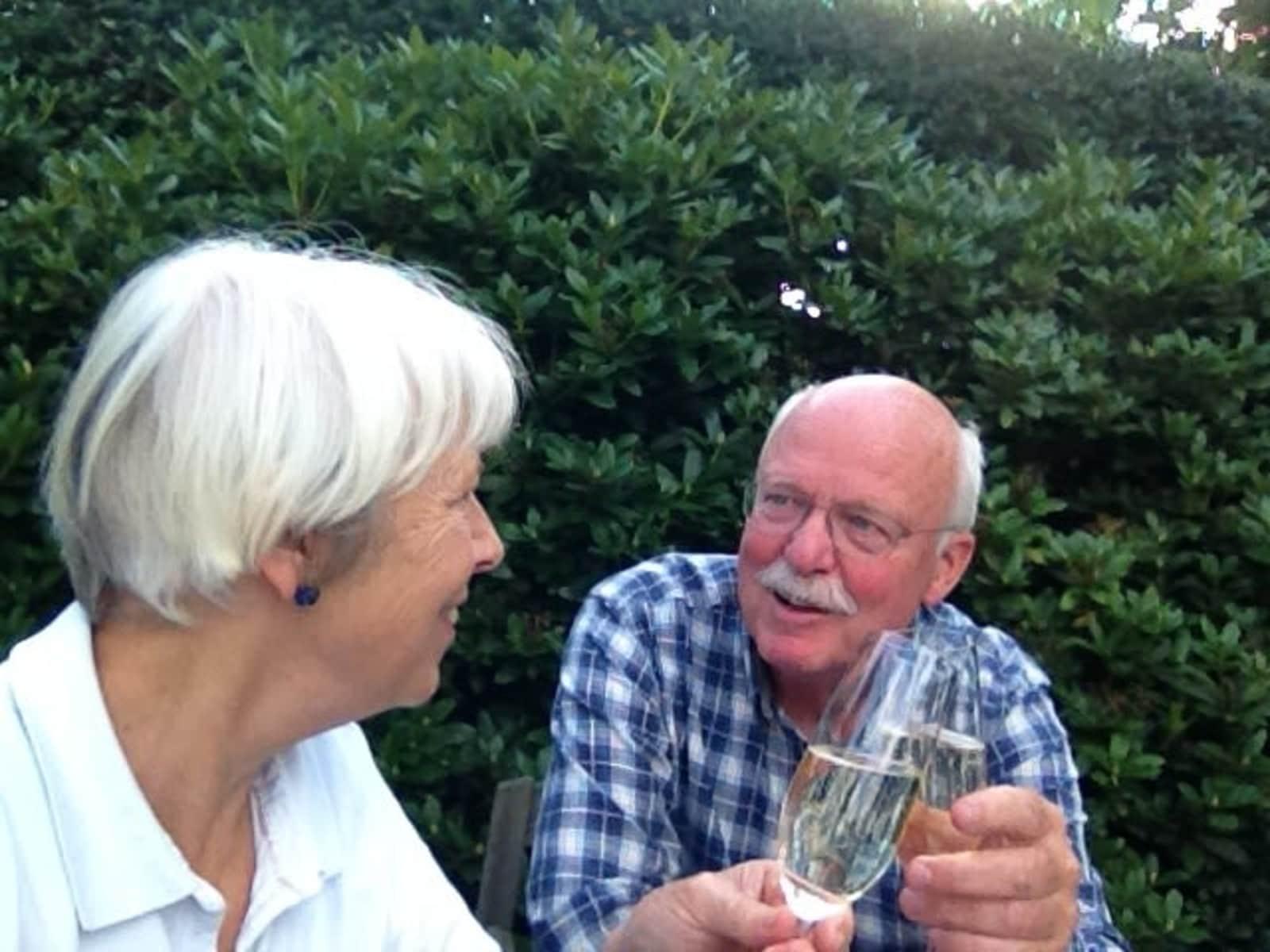 Hans & Betteke from Westerbork, Netherlands