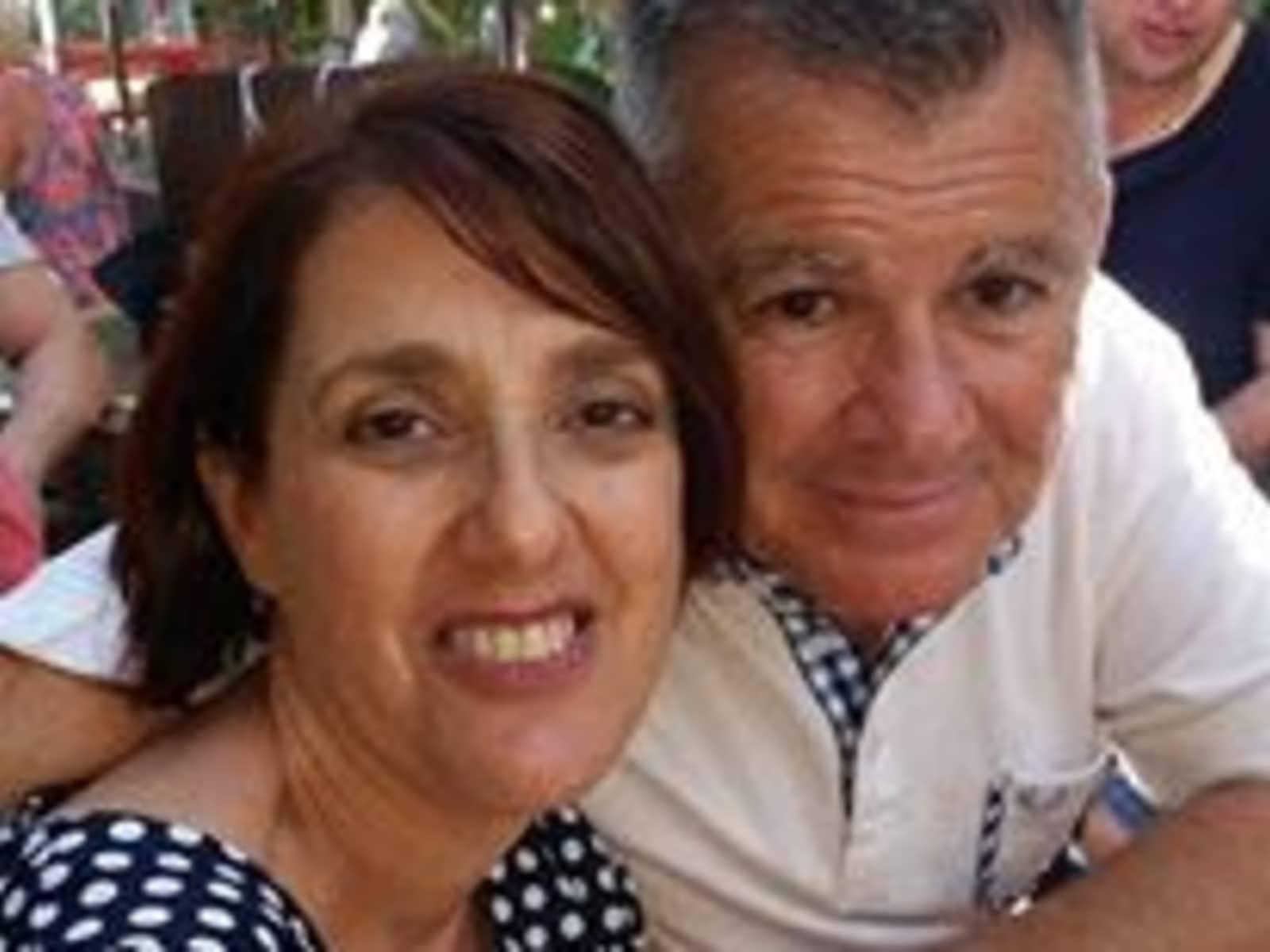 James & Lynette from Perth, Western Australia, Australia