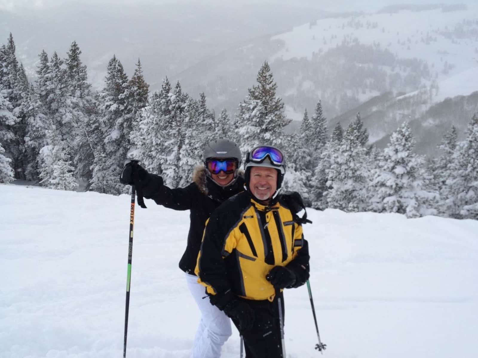 Jean & Mark from Genesee, Colorado, United States