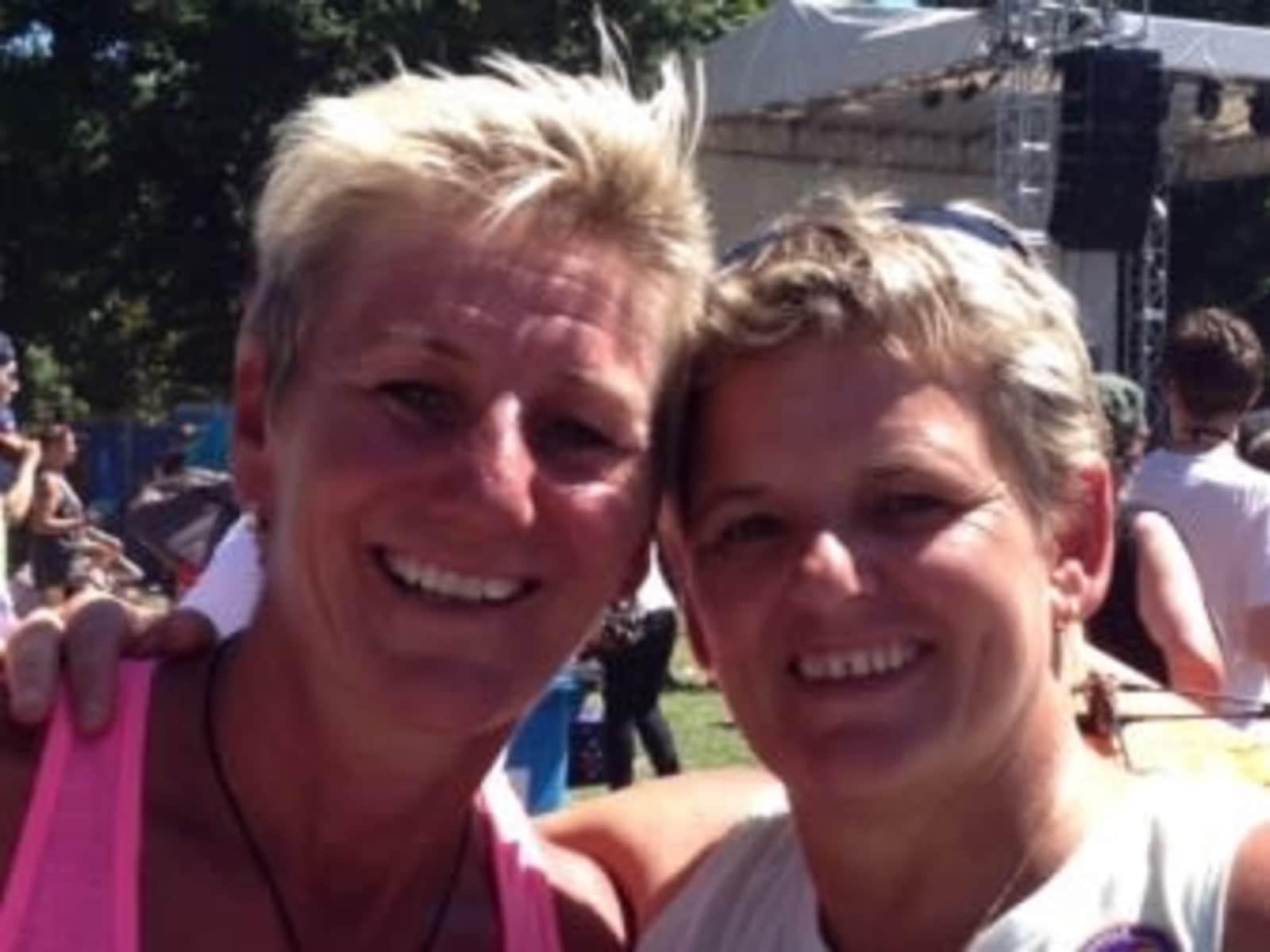 Suzanne & Sue from Melbourne, Victoria, Australia