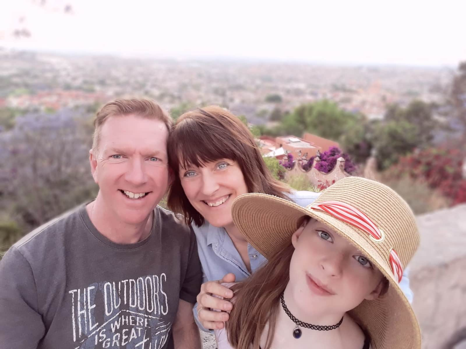 Stuart & Sue from San Miguel de Allende, Mexico