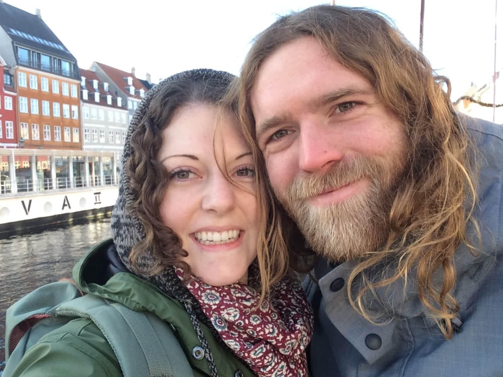 Sara & Peter from Edmonton, Alberta, Canada