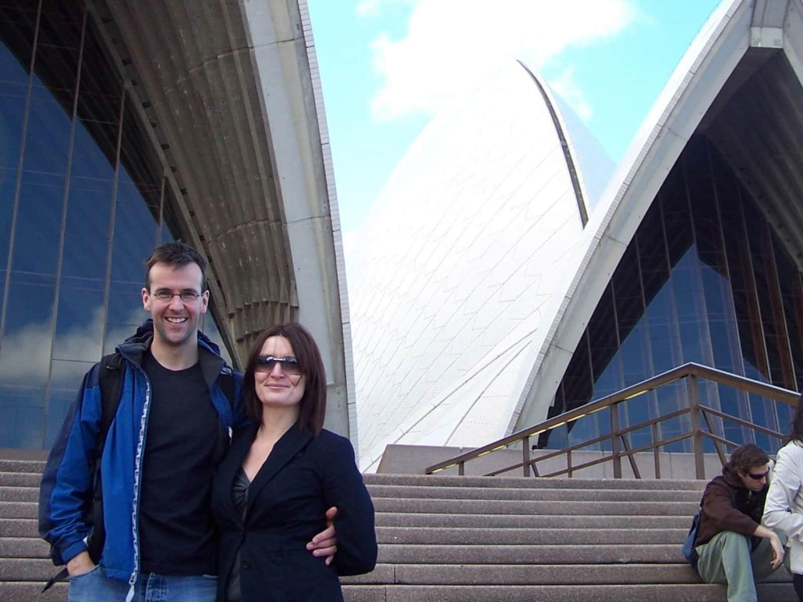 Aoife & David from Cork, Ireland