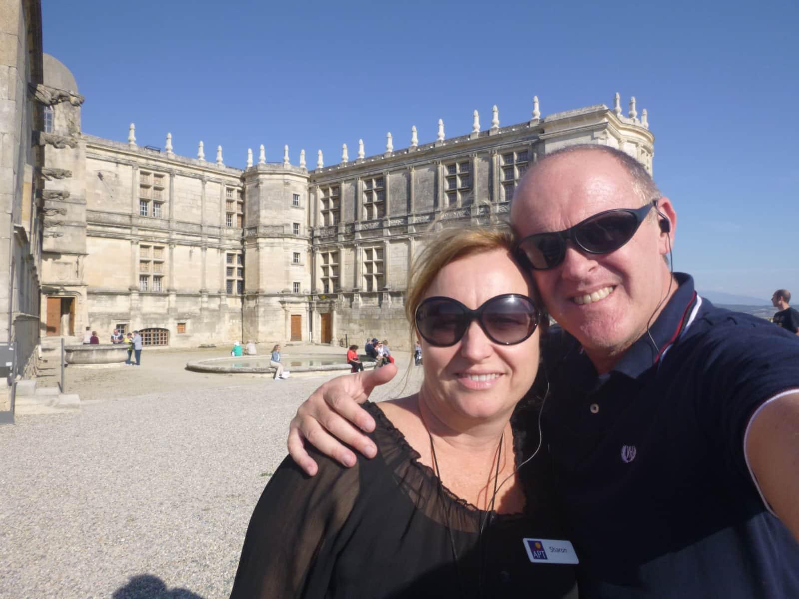 Sharon & Tony from Perth, Western Australia, Australia