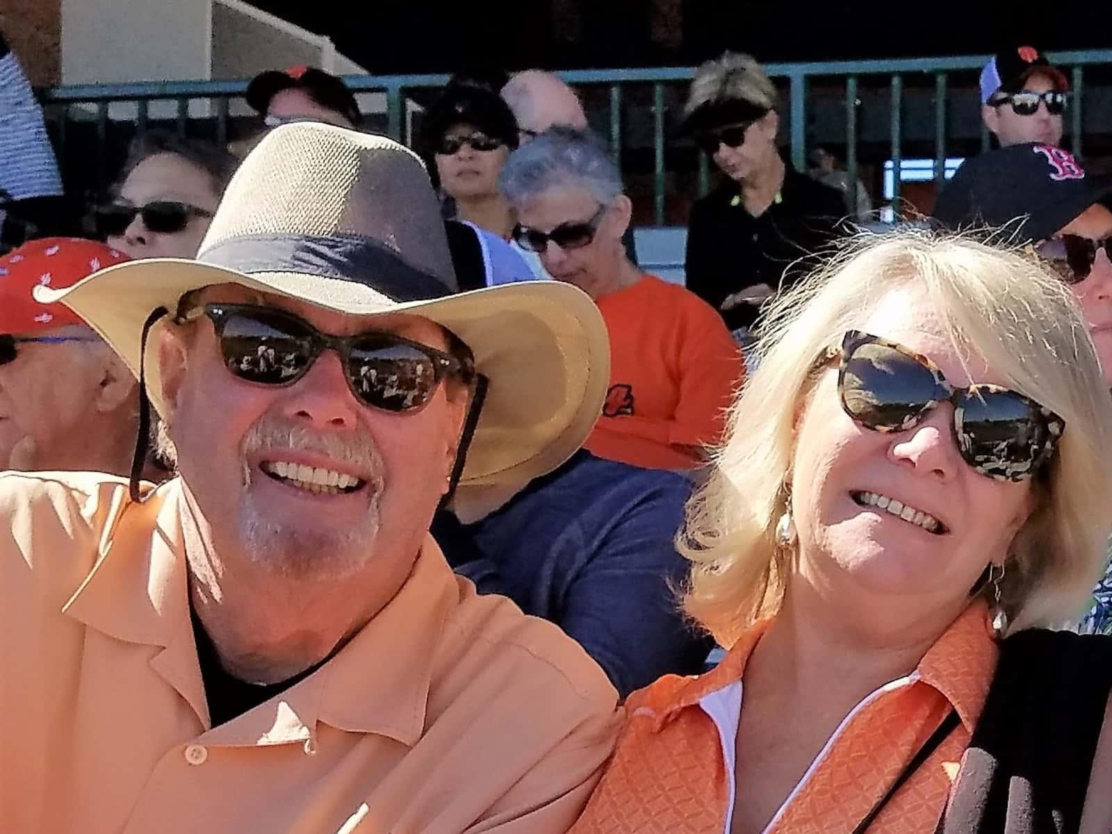 Nyna & Jim from Carefree, Arizona, United States