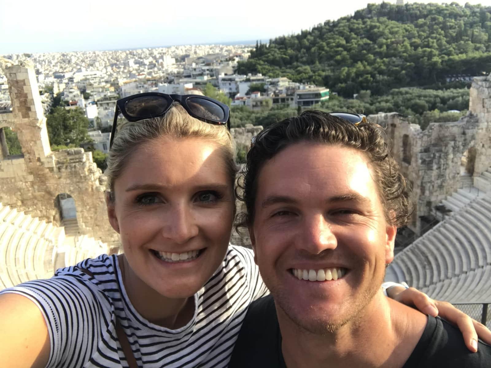 Gemma & John from Sydney, New South Wales, Australia