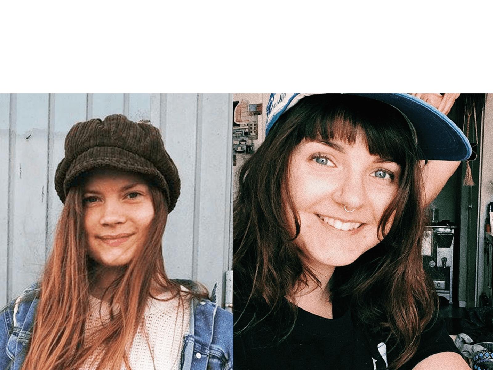 Sanja & Ida from Helsinki, Finland