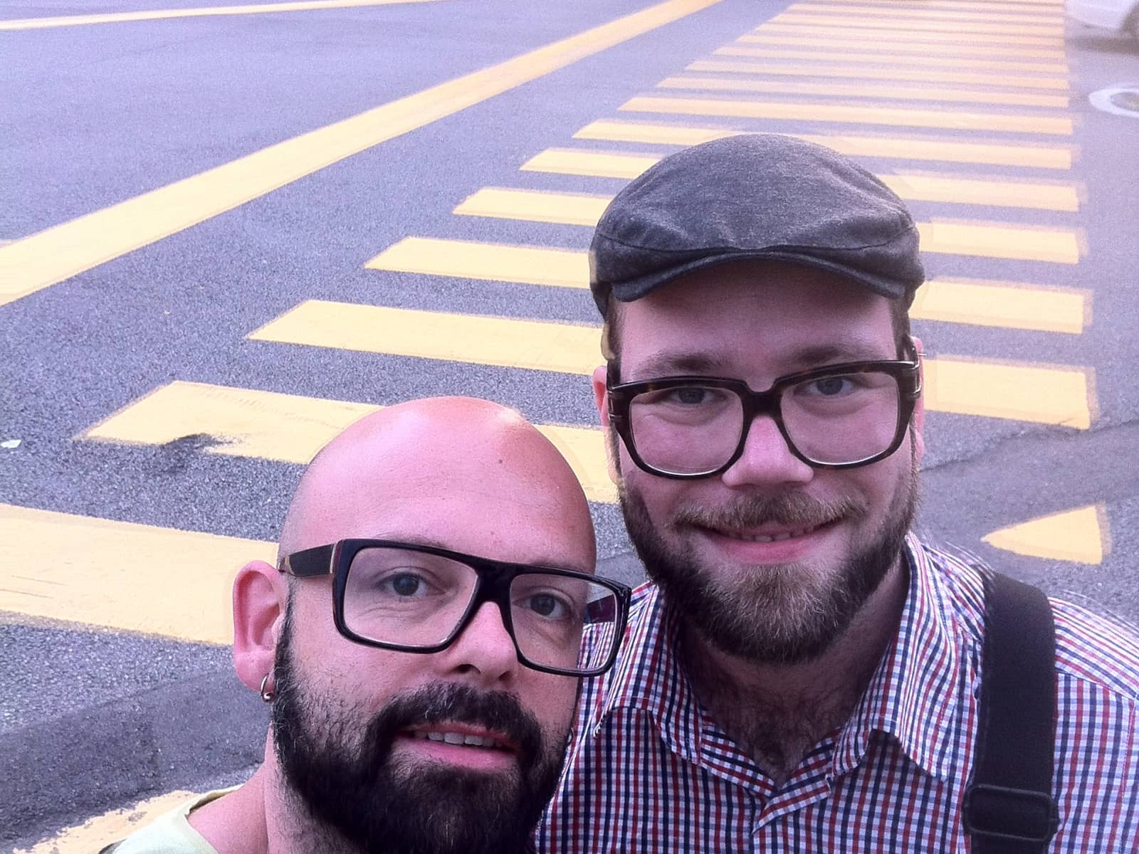 Christoph & Dirk from Leipzig, Germany