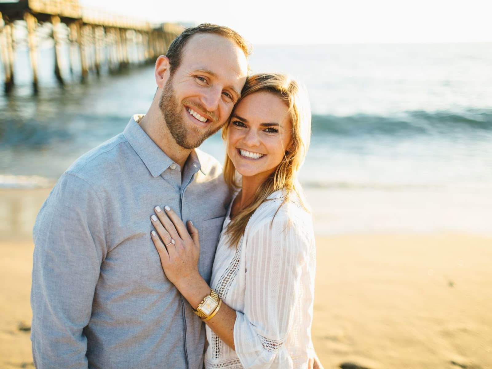 Krissy & Andrew from San Francisco, California, United States