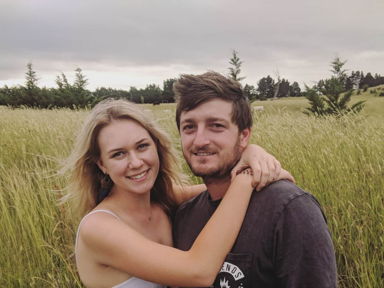 Morgan & Adrian from Armidale, New South Wales, Australia