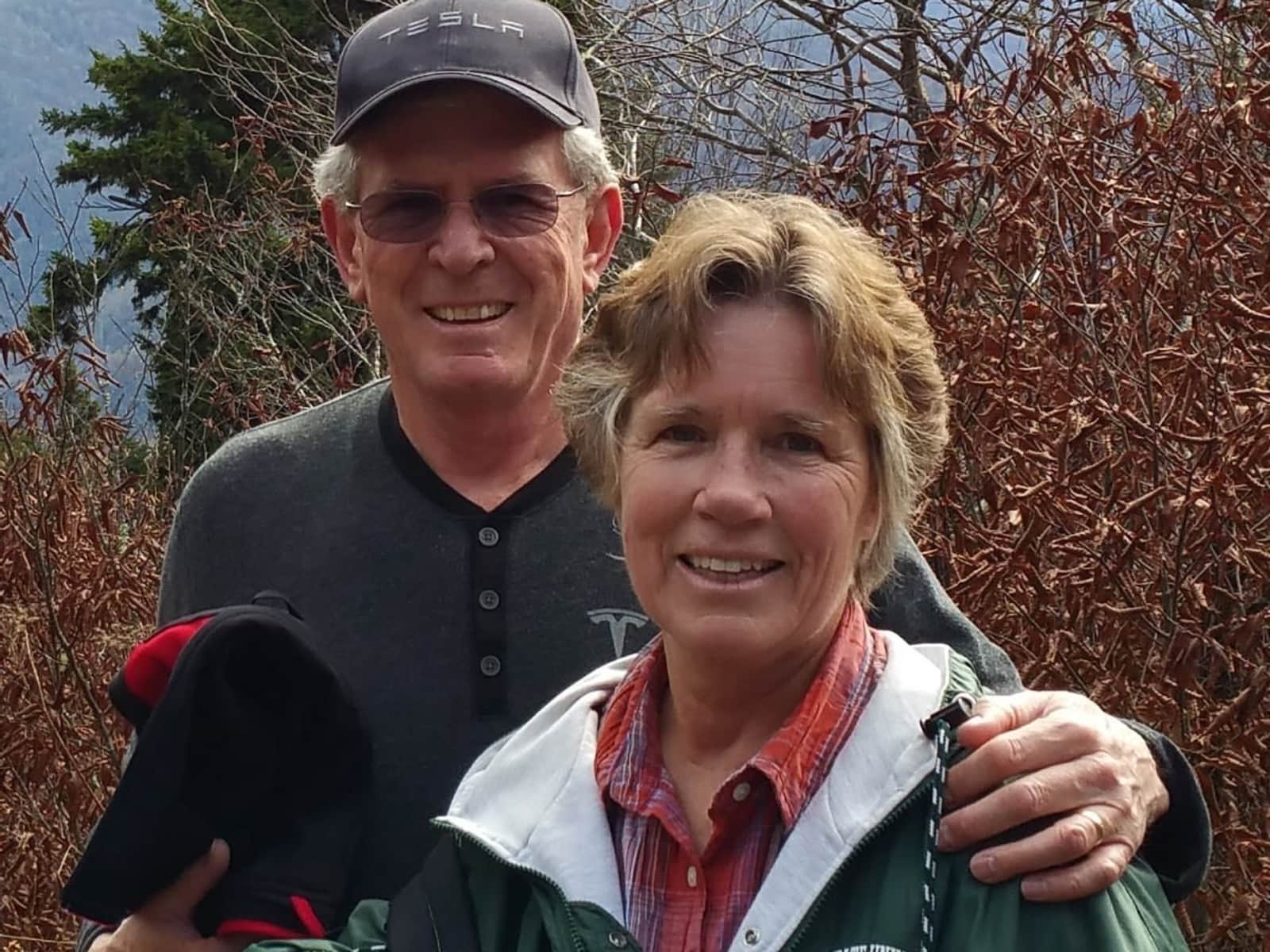 Kathy & Warren from Maquoketa, Iowa, United States